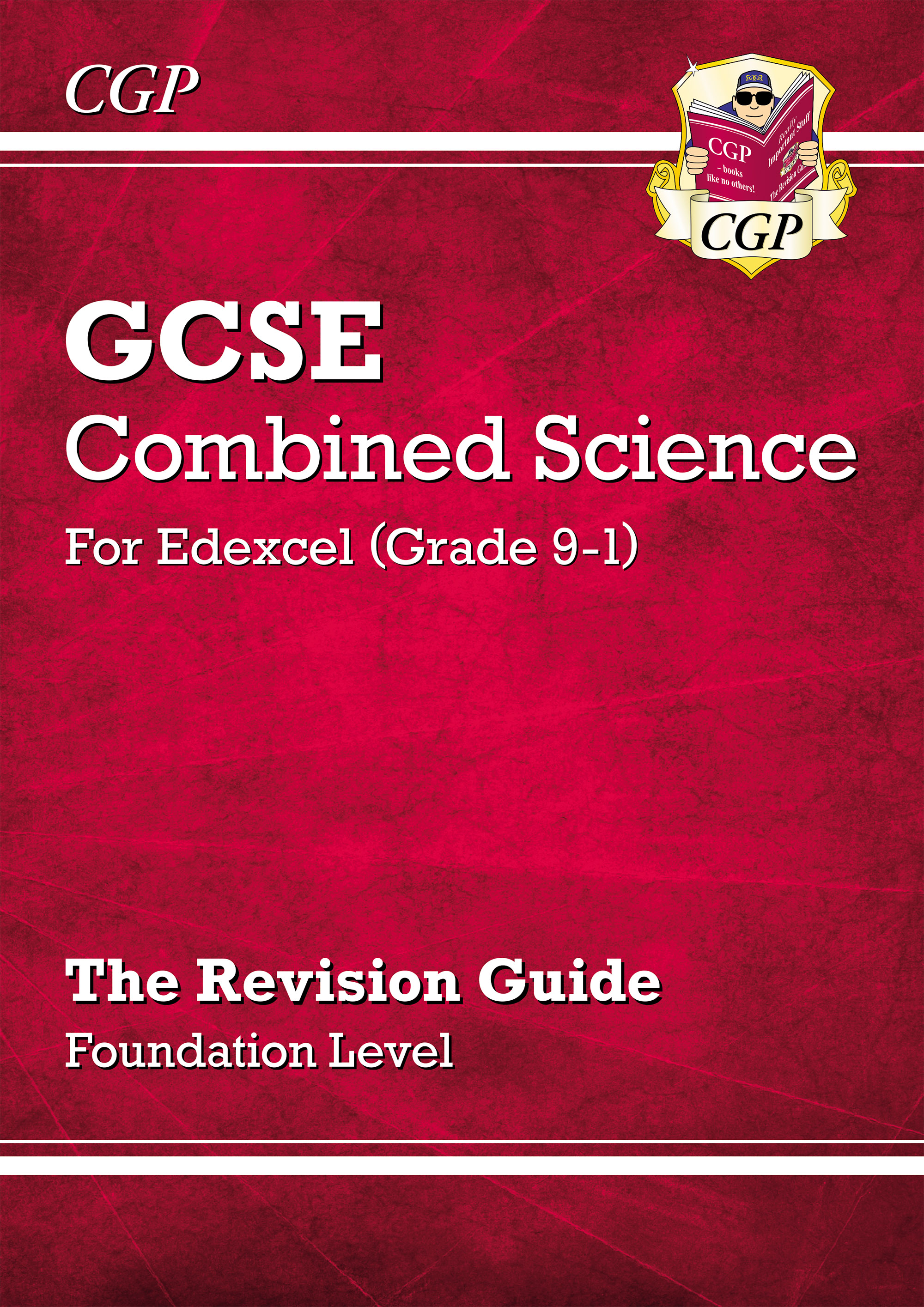 SEFR45D - Grade 9-1 GCSE Combined Science: Edexcel Revision Guide - Foundation (Online Edition)