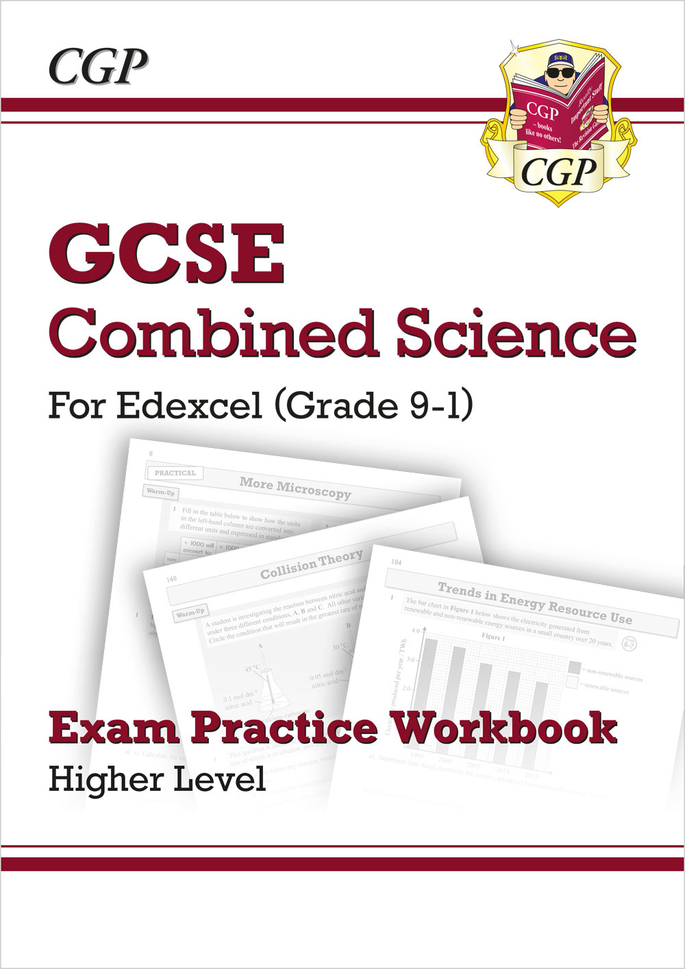 SEHQ41 - Grade 9-1 GCSE Combined Science: Edexcel Exam Practice Workbook - Higher