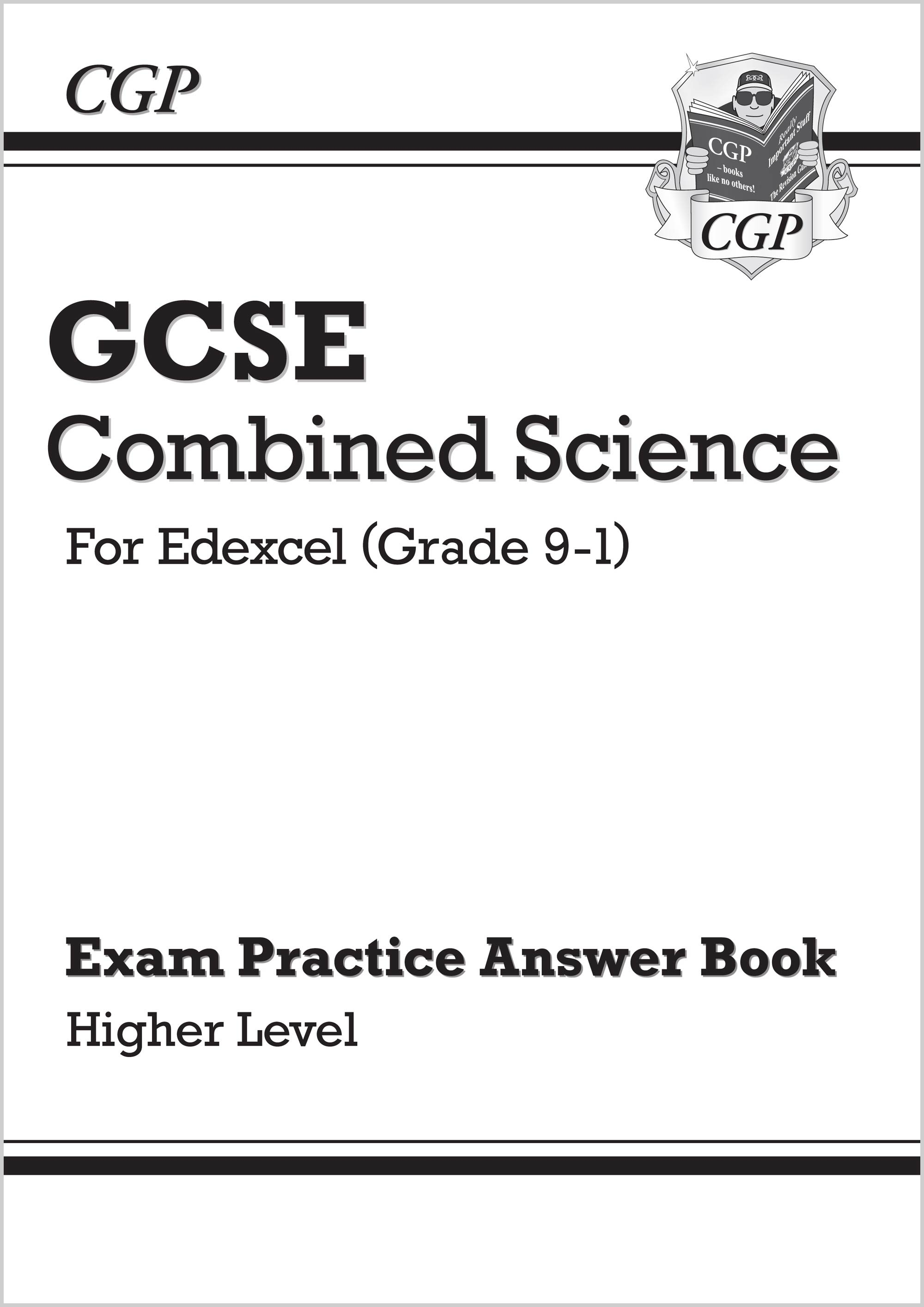 SEHQA41 - New GCSE Combined Science: Edexcel Answers (for Exam Practice Workbook) - Higher