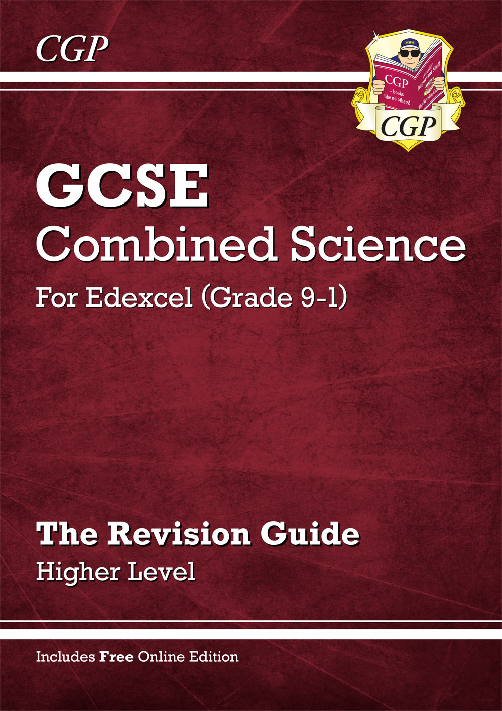 SEHR45 - Grade 9-1 GCSE Combined Science: Edexcel Revision Guide with Online Edition - Higher