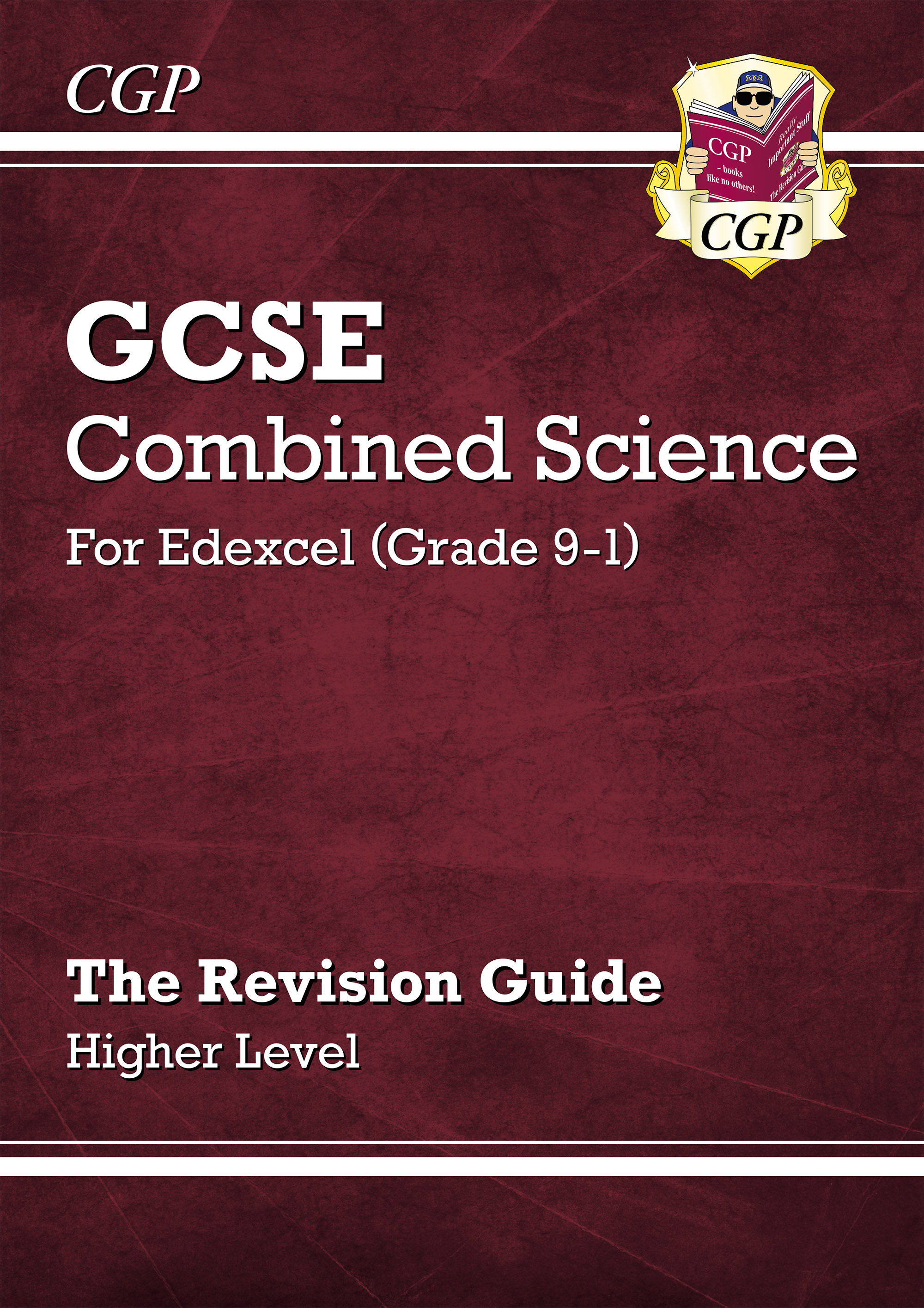 SEHR45D - Grade 9-1 GCSE Combined Science: Edexcel Revision Guide - Higher (Online Edition)