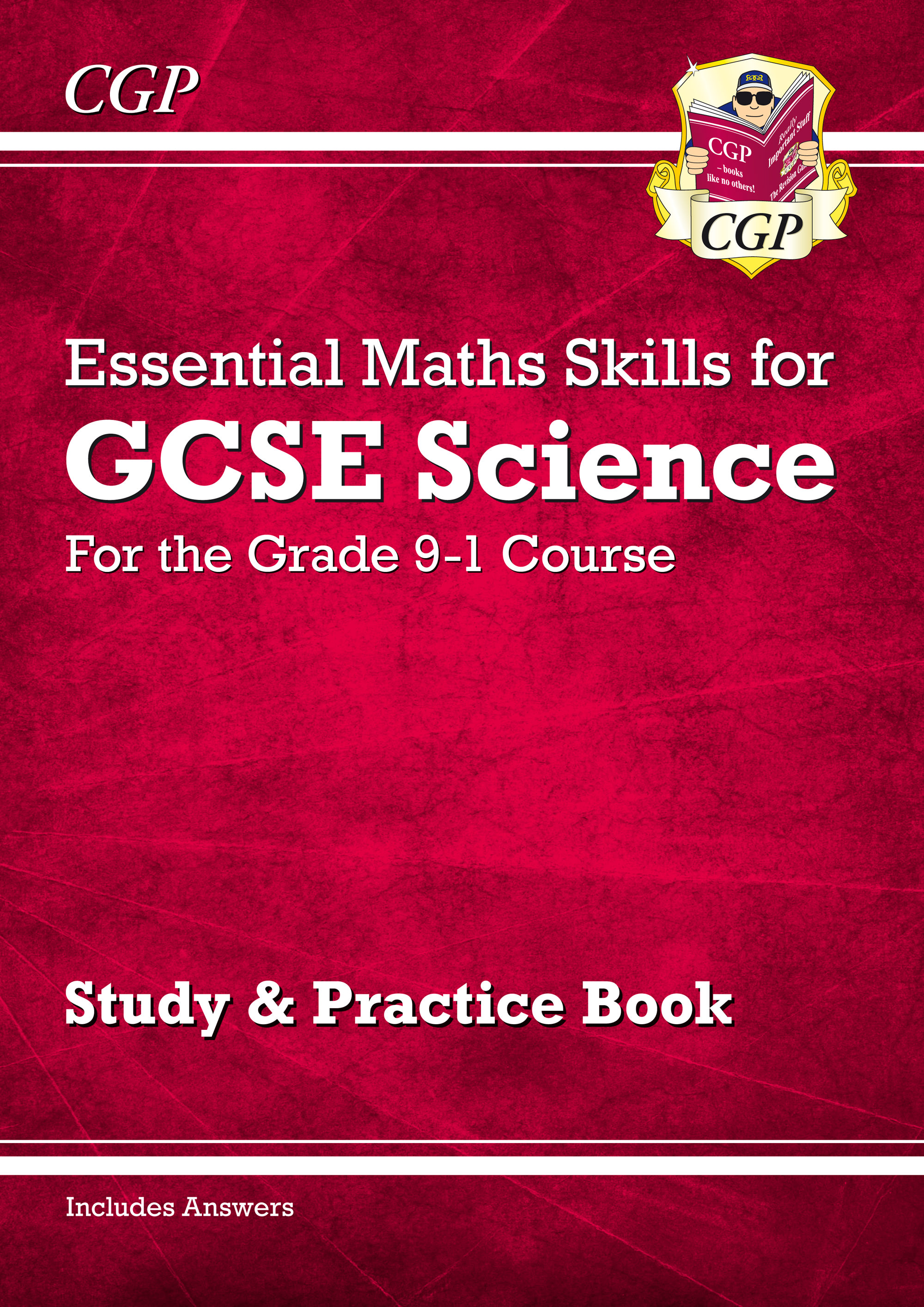 SMR42 - Grade 9-1 GCSE Science: Essential Maths Skills - Study & Practice