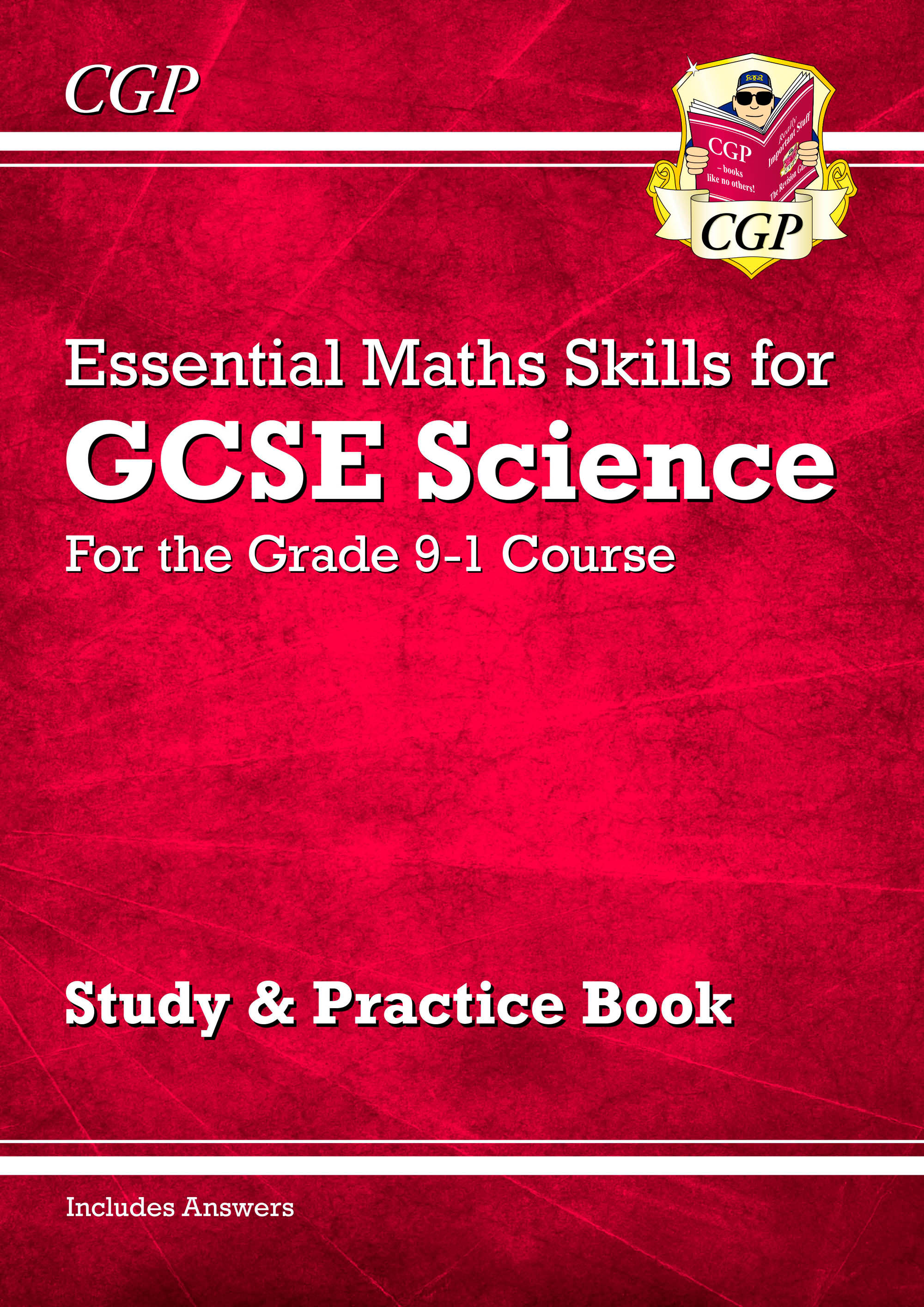 SMR42DK - New Grade 9-1 GCSE Science: Essential Maths Skills - Study & Practice