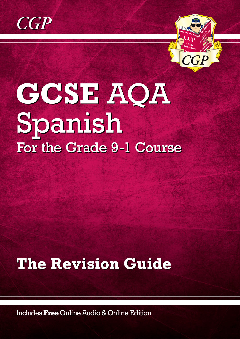 SPAR41 - New GCSE Spanish AQA Revision Guide - for the Grade 9-1 Course (with Online Edition)