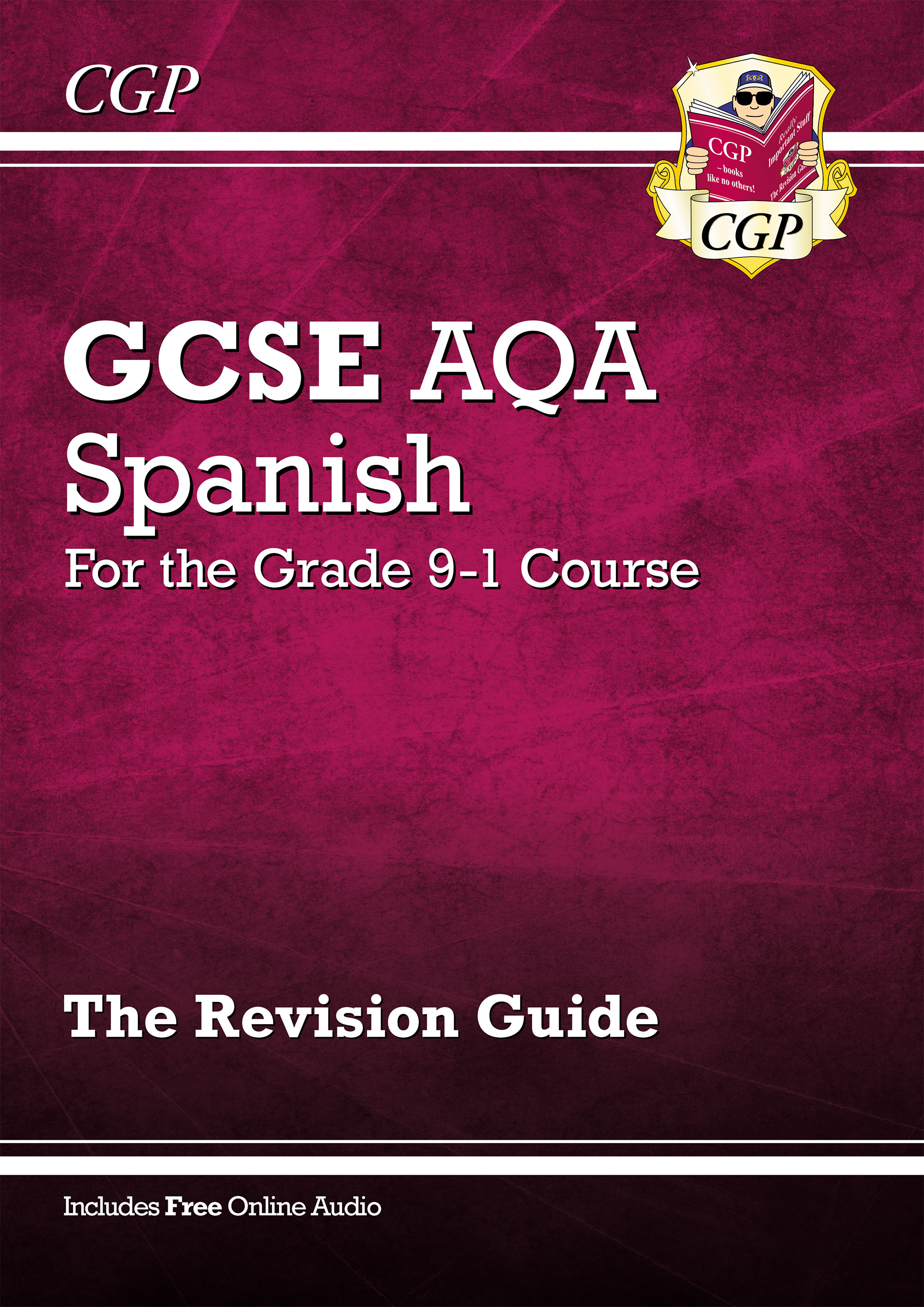 SPAR41D - GCSE Spanish AQA Revision Guide - for the Grade 9-1 Course (Online Edition)