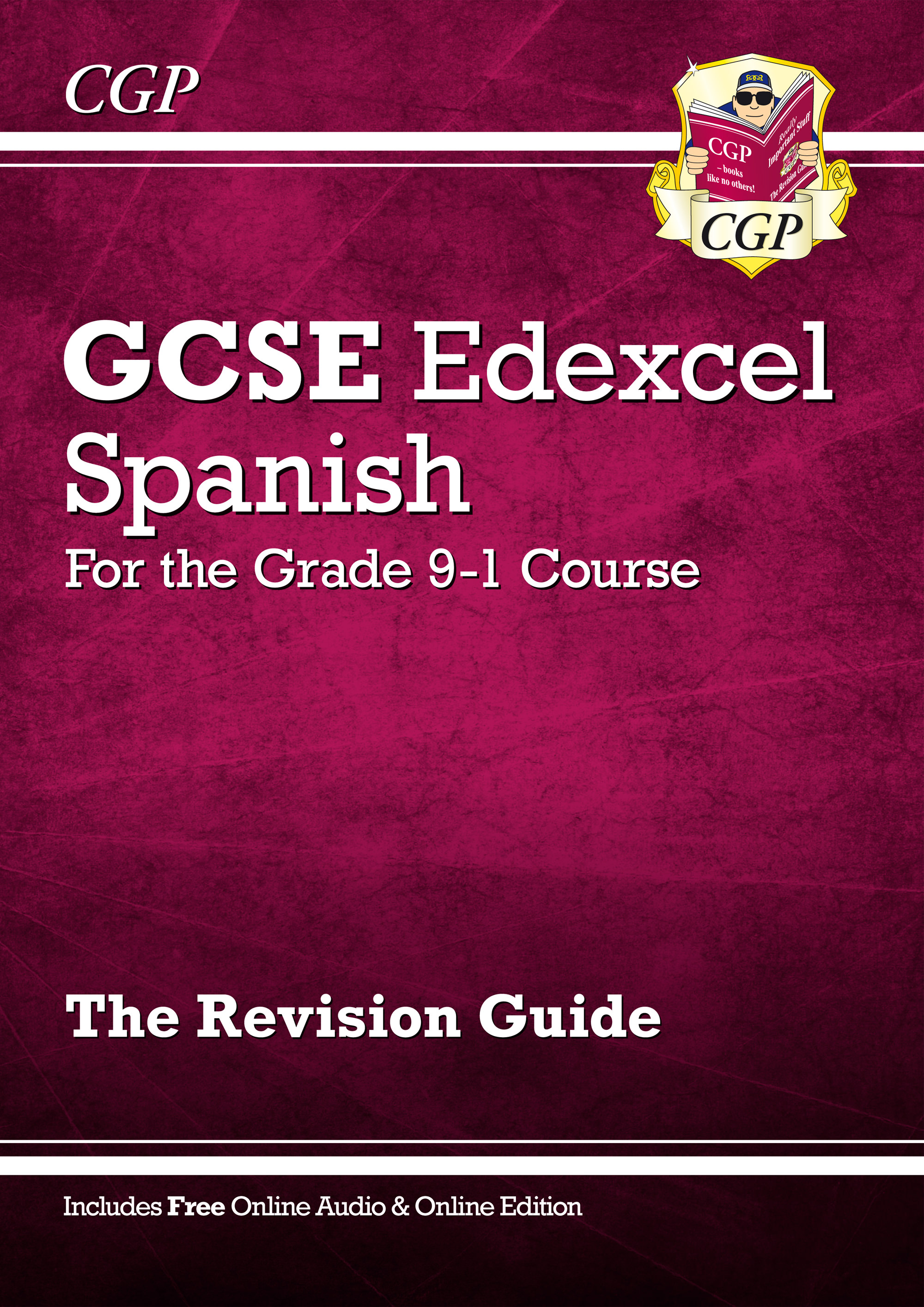 SPER41 - New GCSE Spanish Edexcel Revision Guide - for the Grade 9-1 Course (with Online Edition)