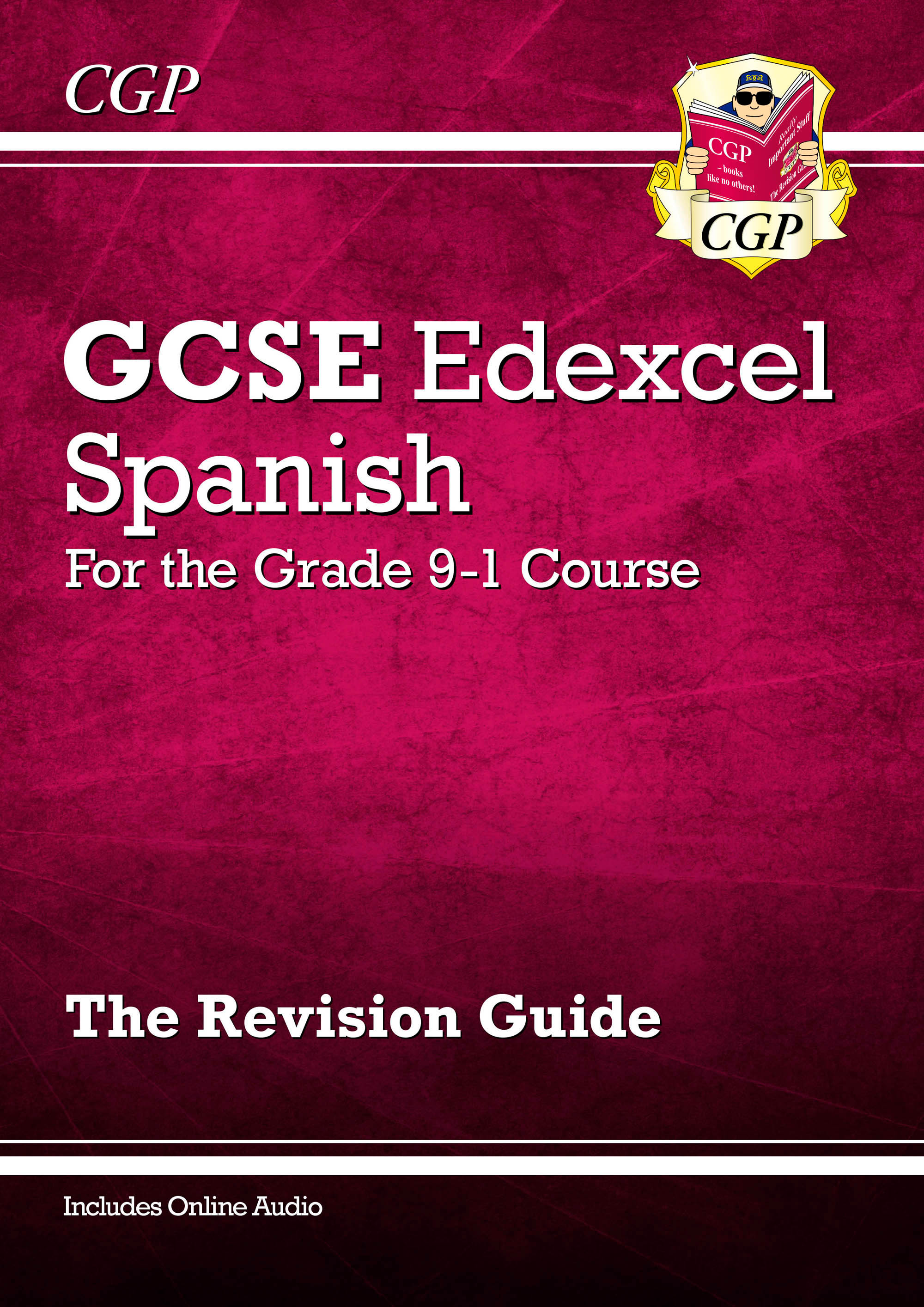 SPER41DK - New GCSE Spanish Edexcel Revision Guide - for the Grade 9-1 Course