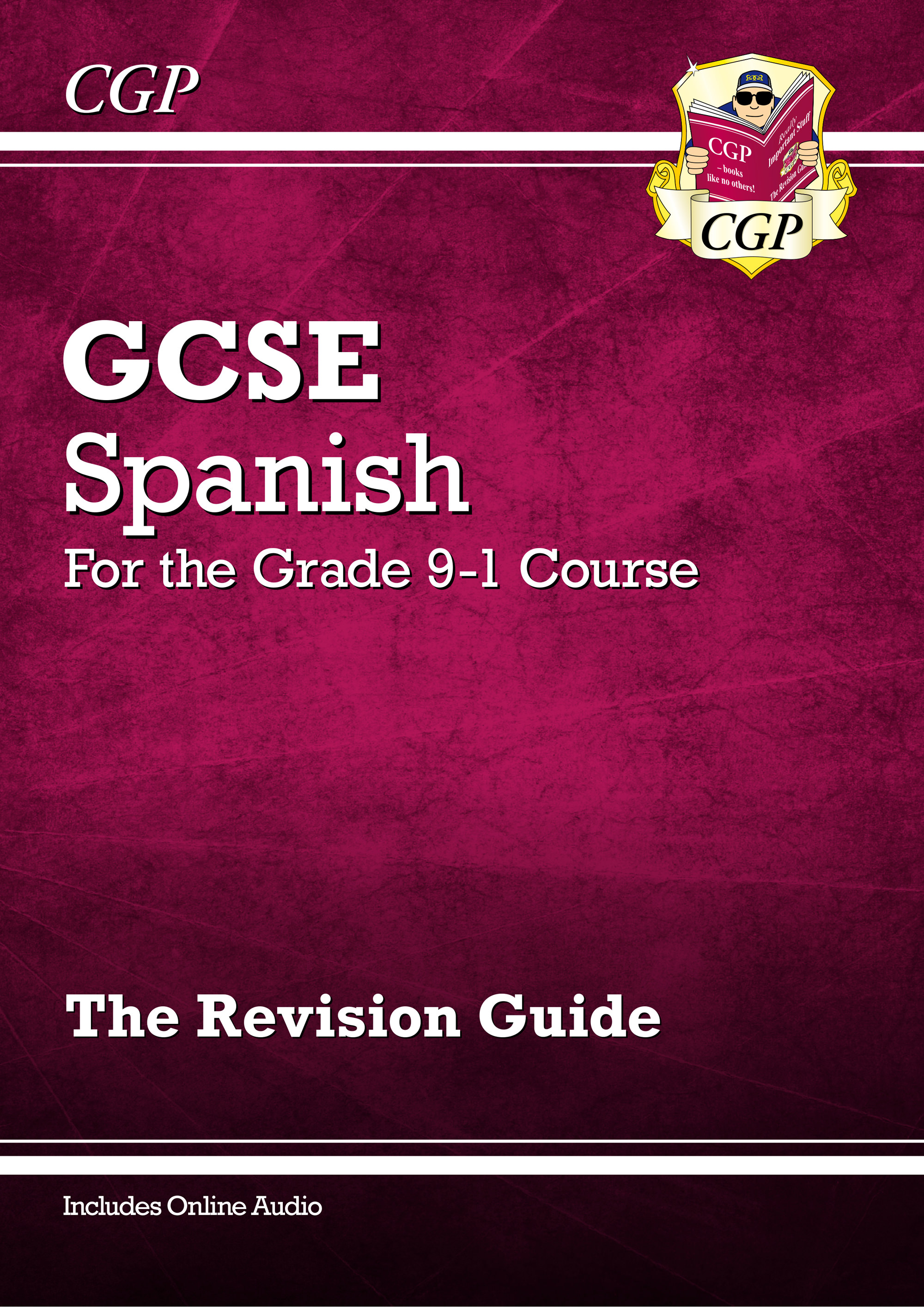 SPHR44DK - New GCSE Spanish Revision Guide - for the Grade 9-1 Course
