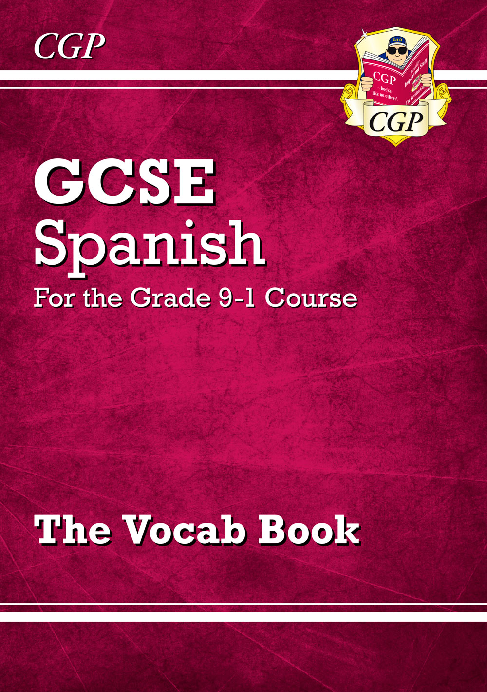 SPHV41 - GCSE Spanish Vocab Book - for the Grade 9-1 Course