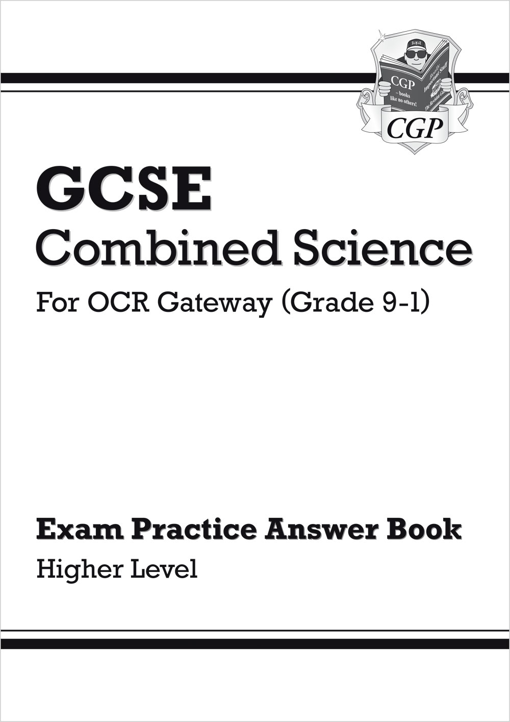 SRHQA41 - New GCSE Combined Science: OCR Gateway Answers (for Exam Practice Workbook) - Higher