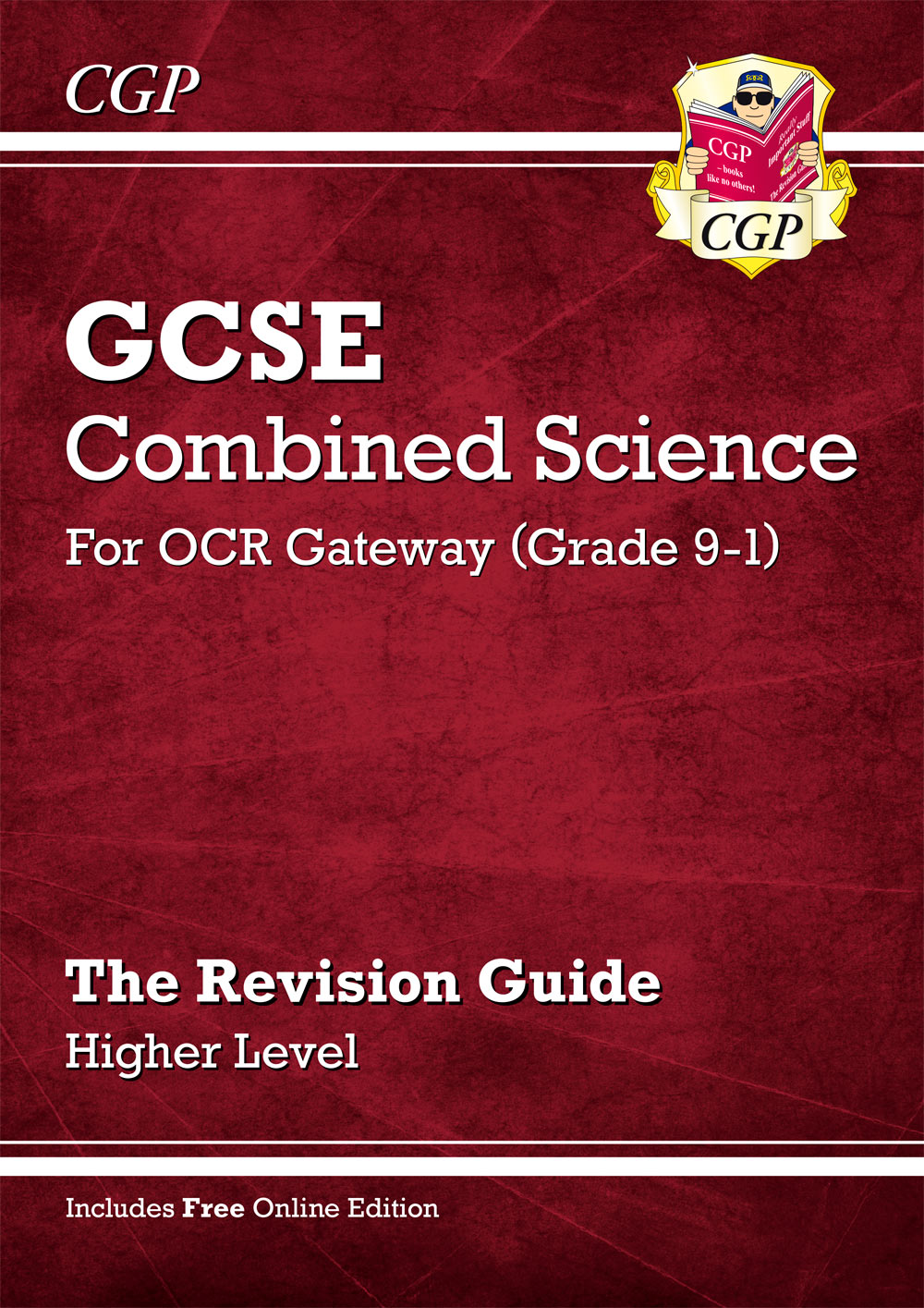 SRHR45 - Grade 9-1 GCSE Combined Science: OCR Gateway Revision Guide with Online Edition - Higher
