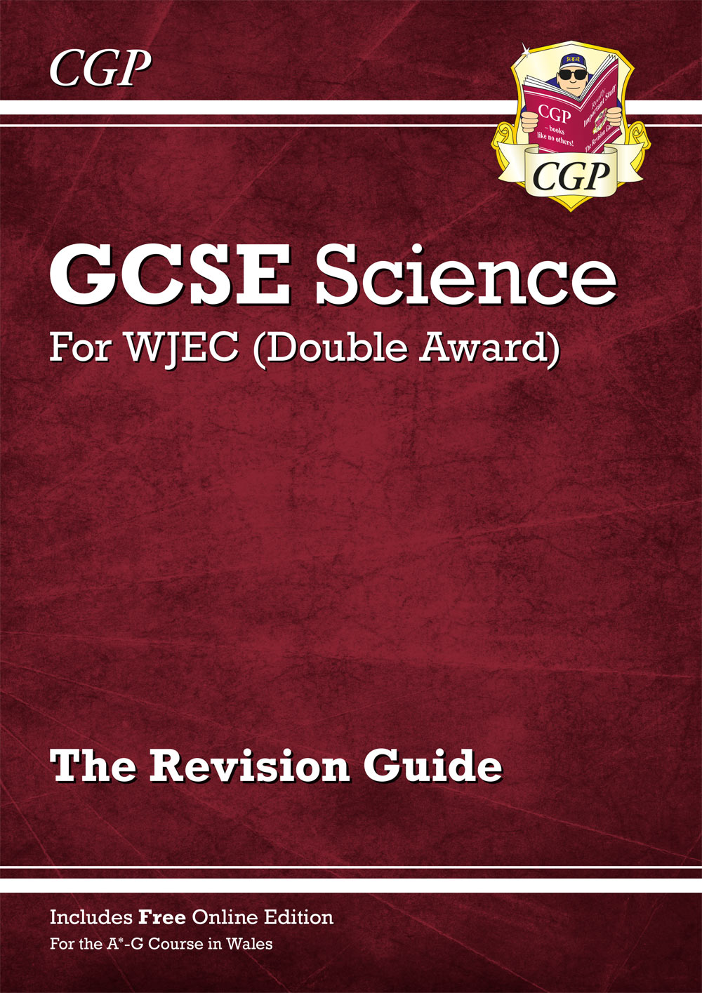 SWR41 - New WJEC GCSE Science Double Award - Revision Guide (with Online Edition)