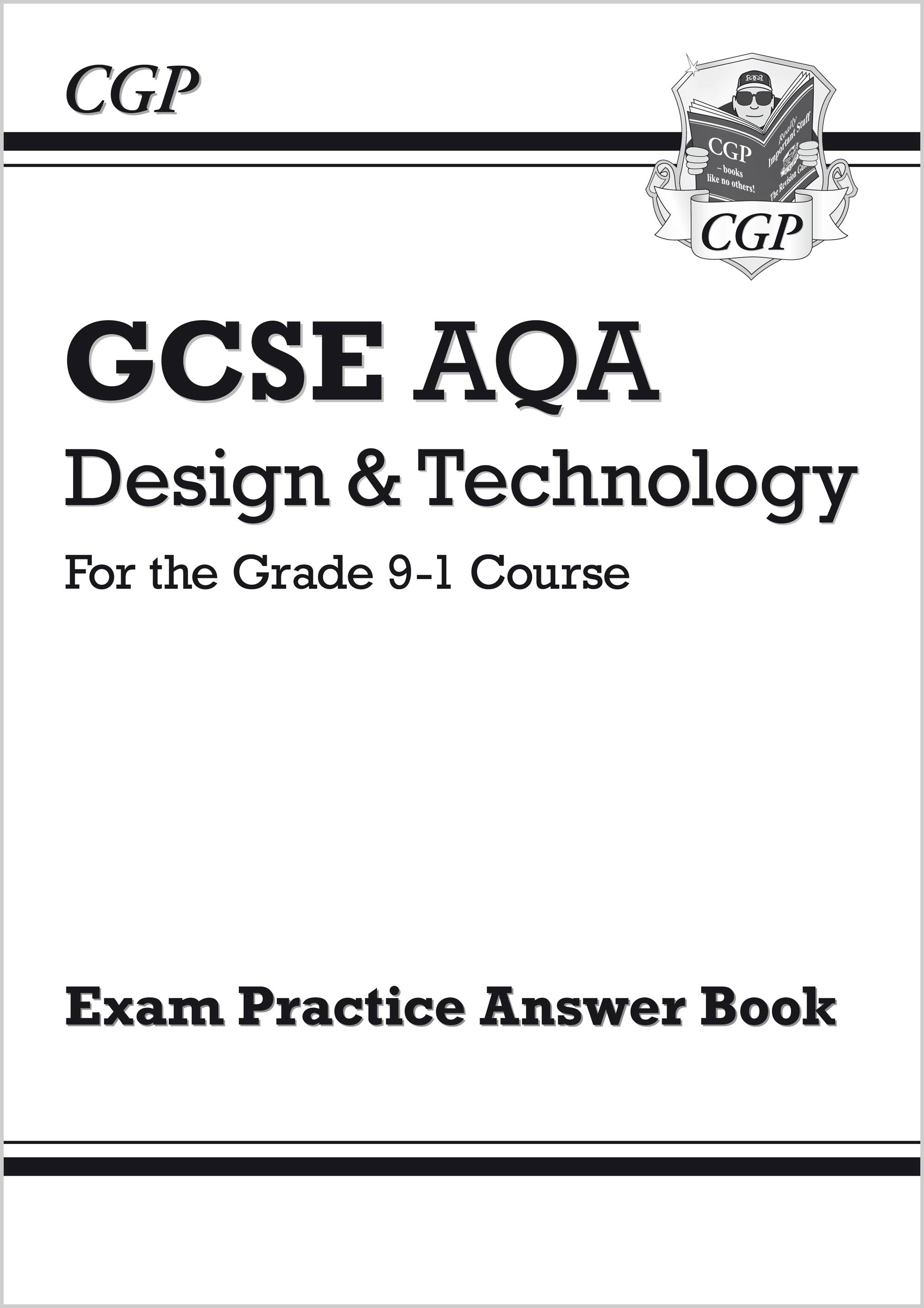 TAQA41 - New Grade 9-1 GCSE Design & Technology AQA Answers (for Exam Practice Workbook)