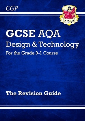 TAR41 - New Grade 9-1 GCSE Design & Technology AQA Revision Guide