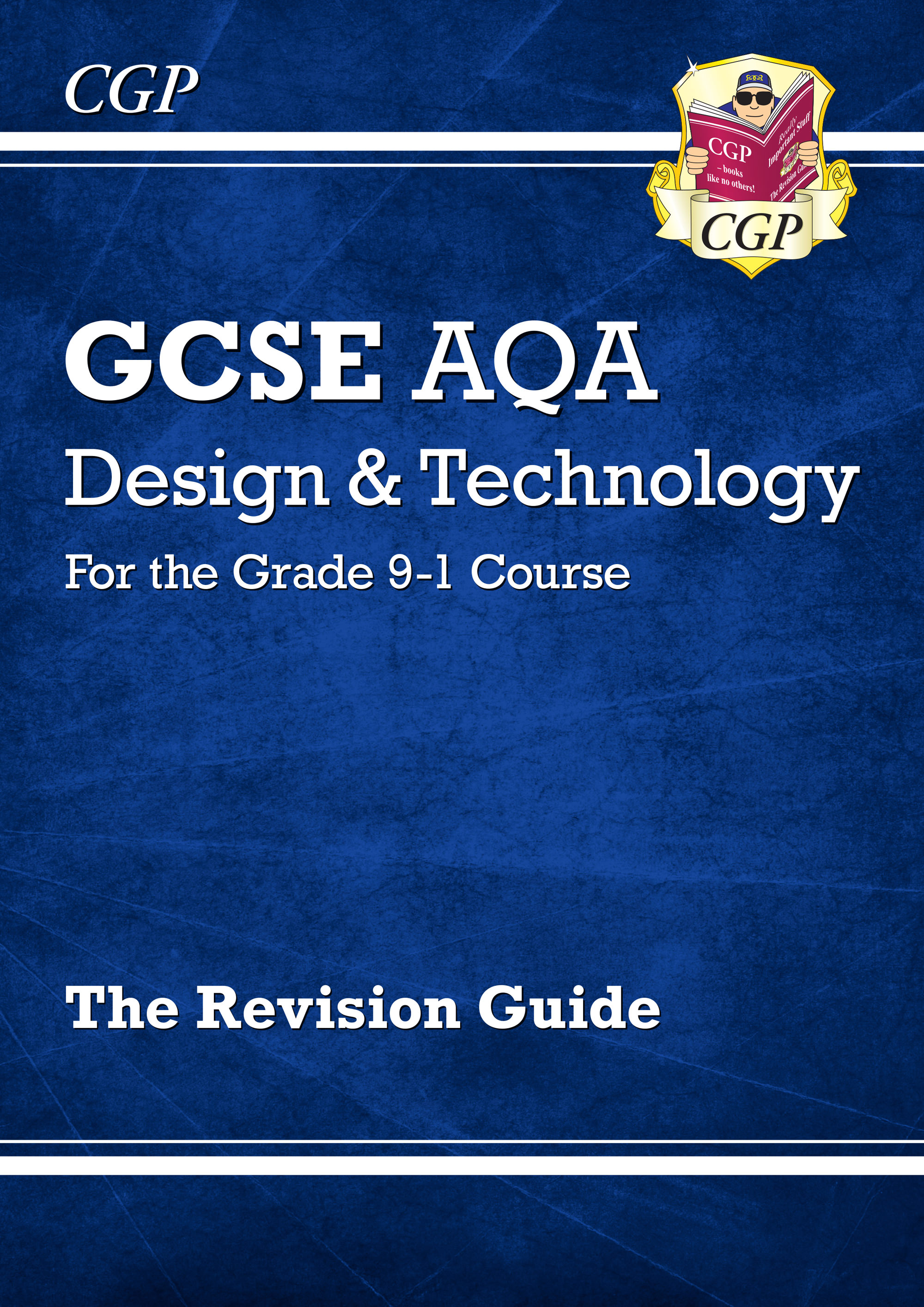 TAR41D - New Grade 9-1 GCSE Design & Technology AQA Revision Guide (Online Edition)