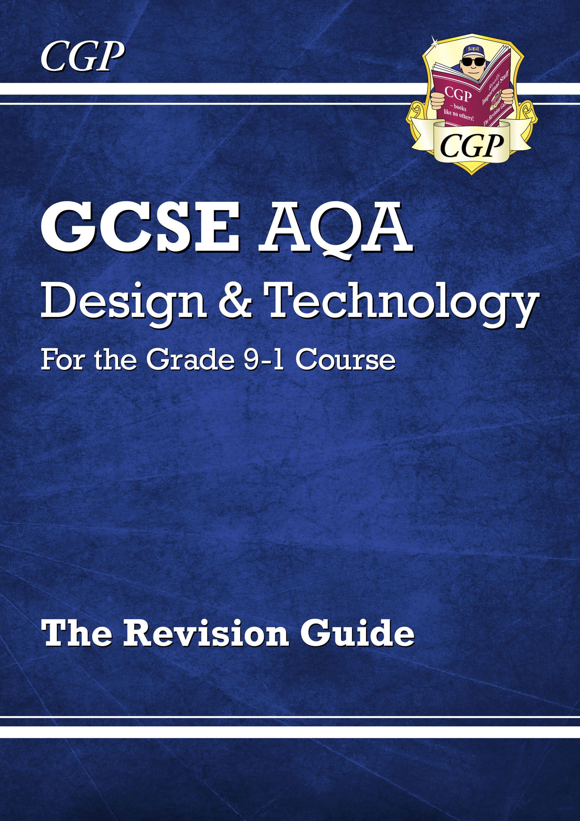 TAR41DK - New Grade 9-1 GCSE Design & Technology AQA Revision Guide