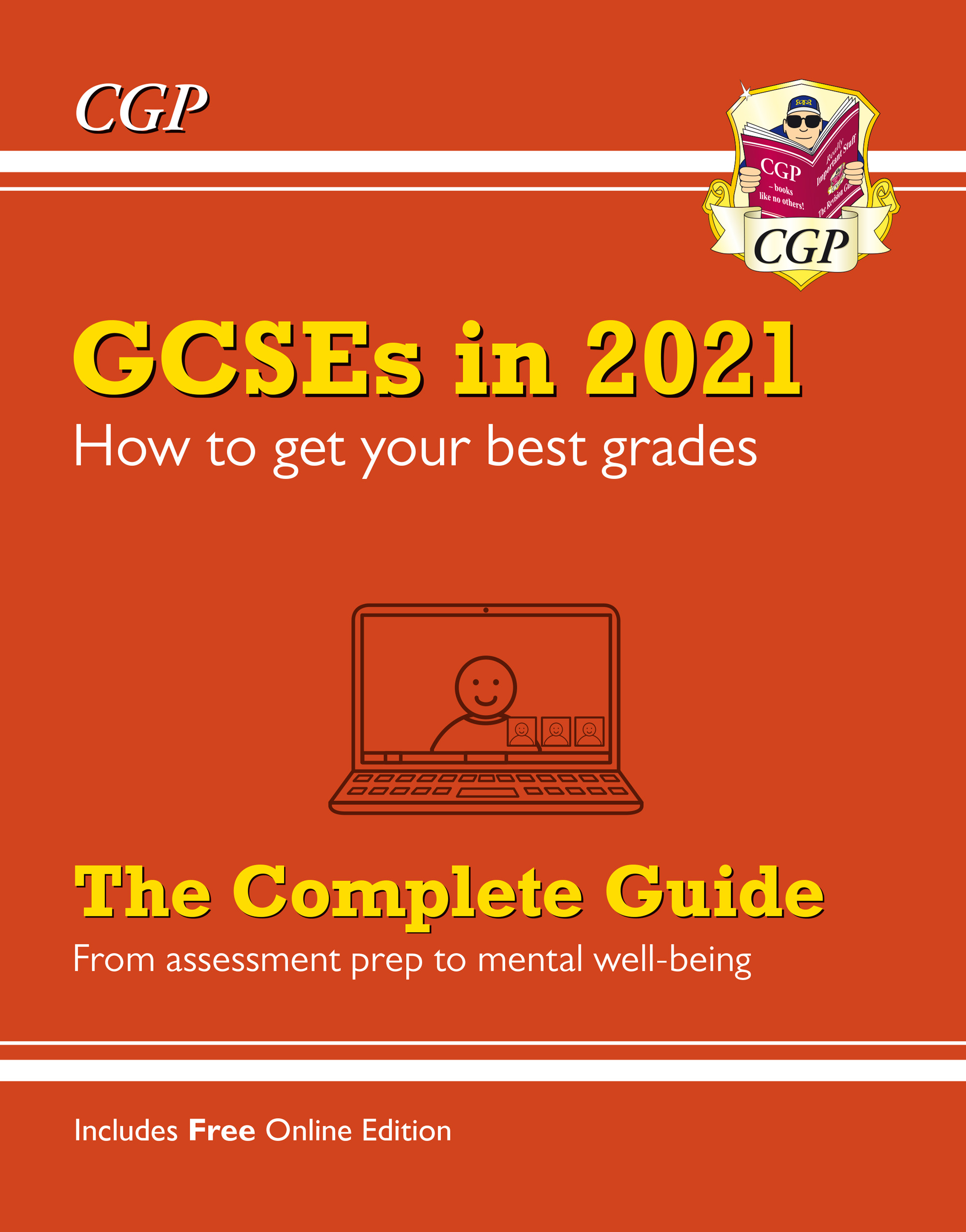XHBGR41 - GCSEs in 2021: How to get your best grades - The Complete Guide