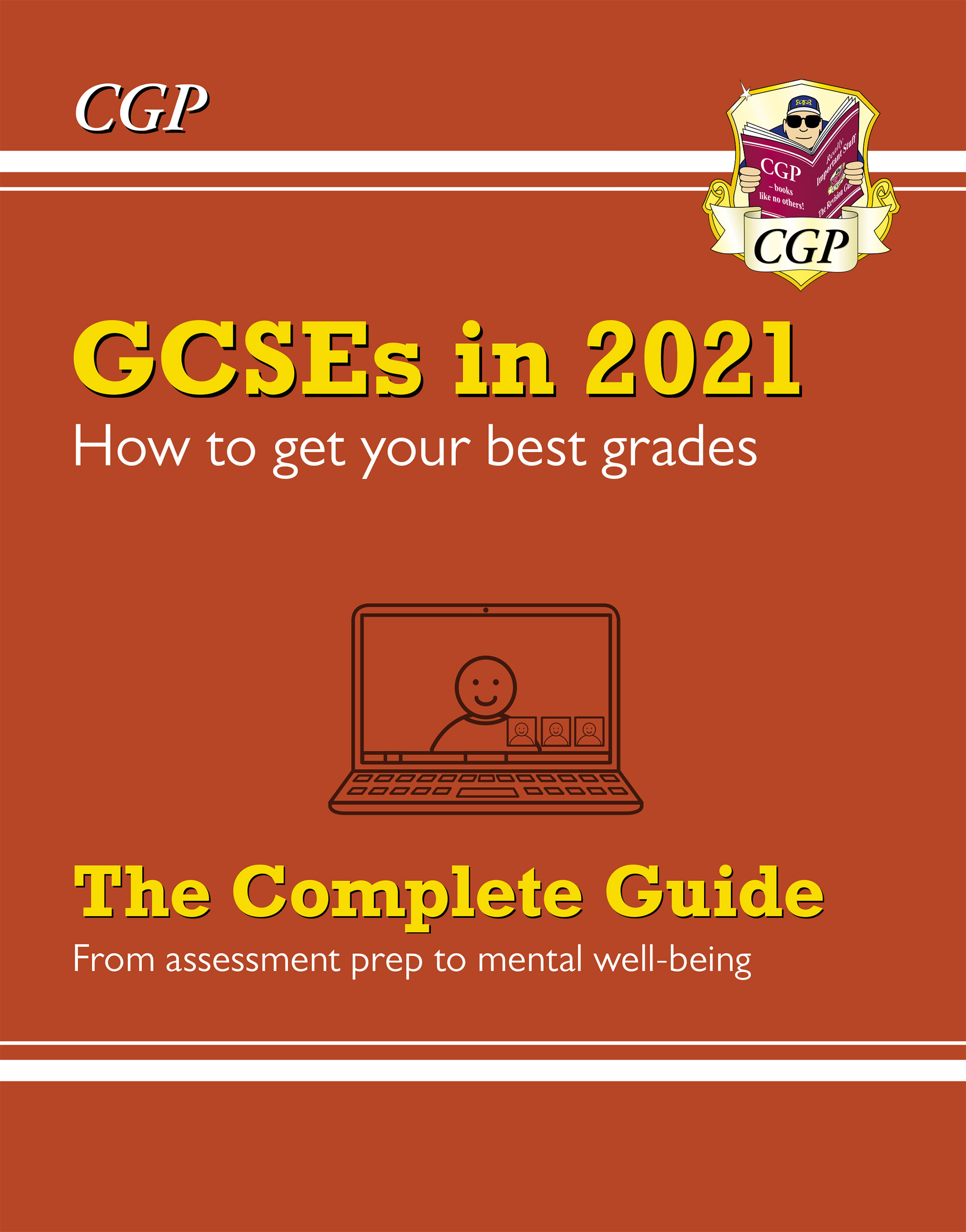 XHBGR41DK - GCSEs in 2021: How to get your best grades - The Complete Guide Online Edition