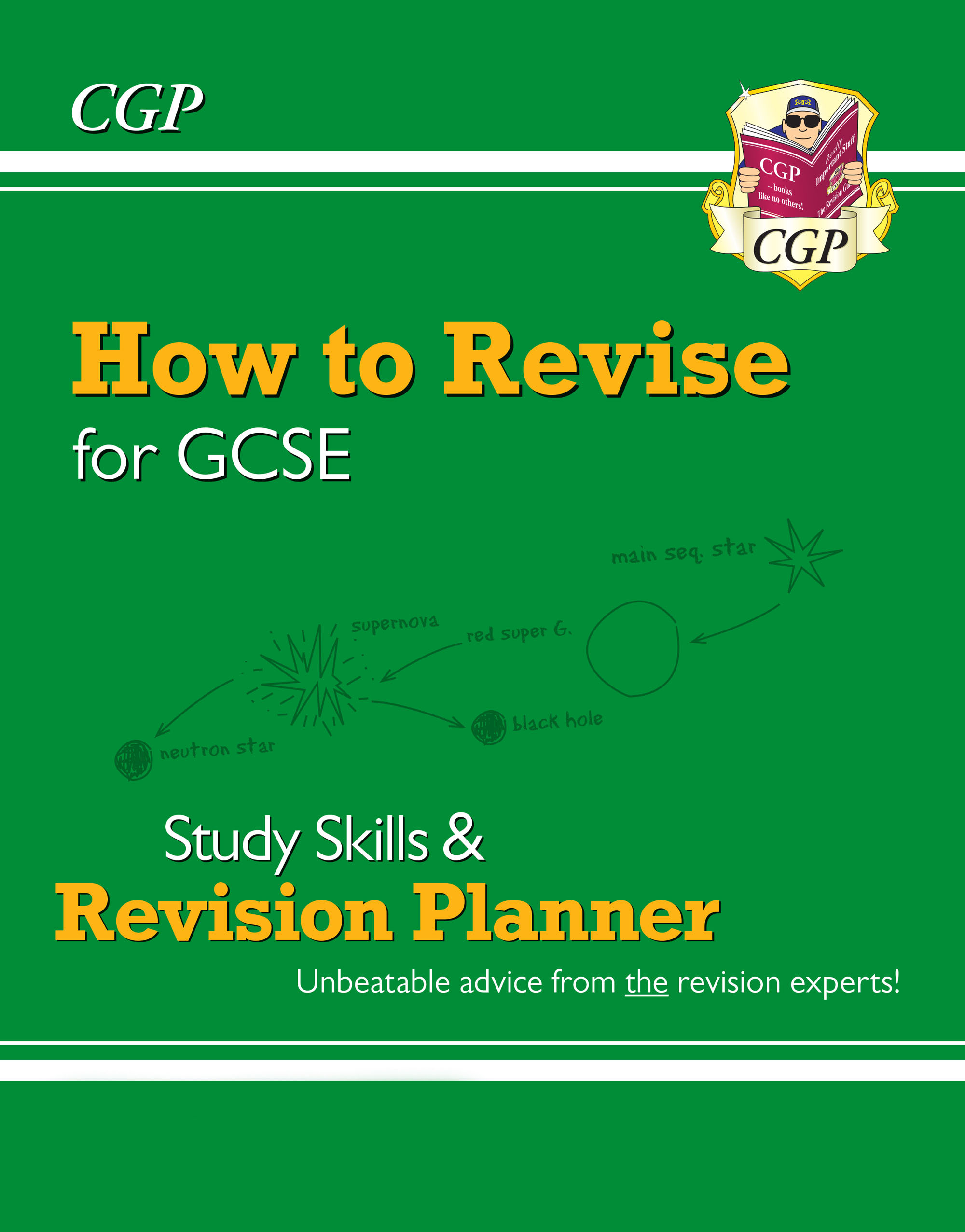 XHR41D - How to Revise for GCSE: Study Skills & Planner (Online Edition)