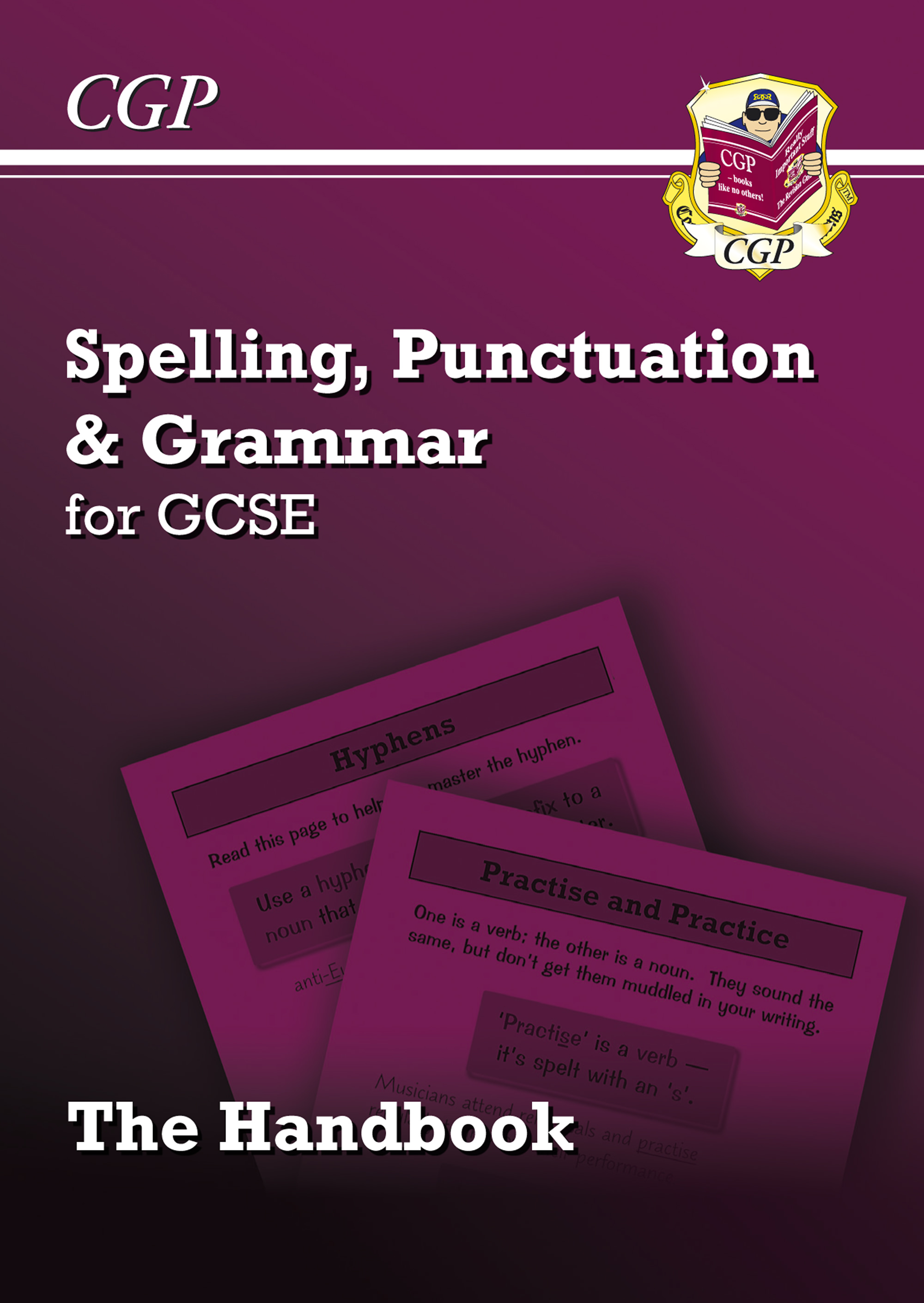 YETI41U - Spelling, Punctuation & Grammar for GCSE - Handbook