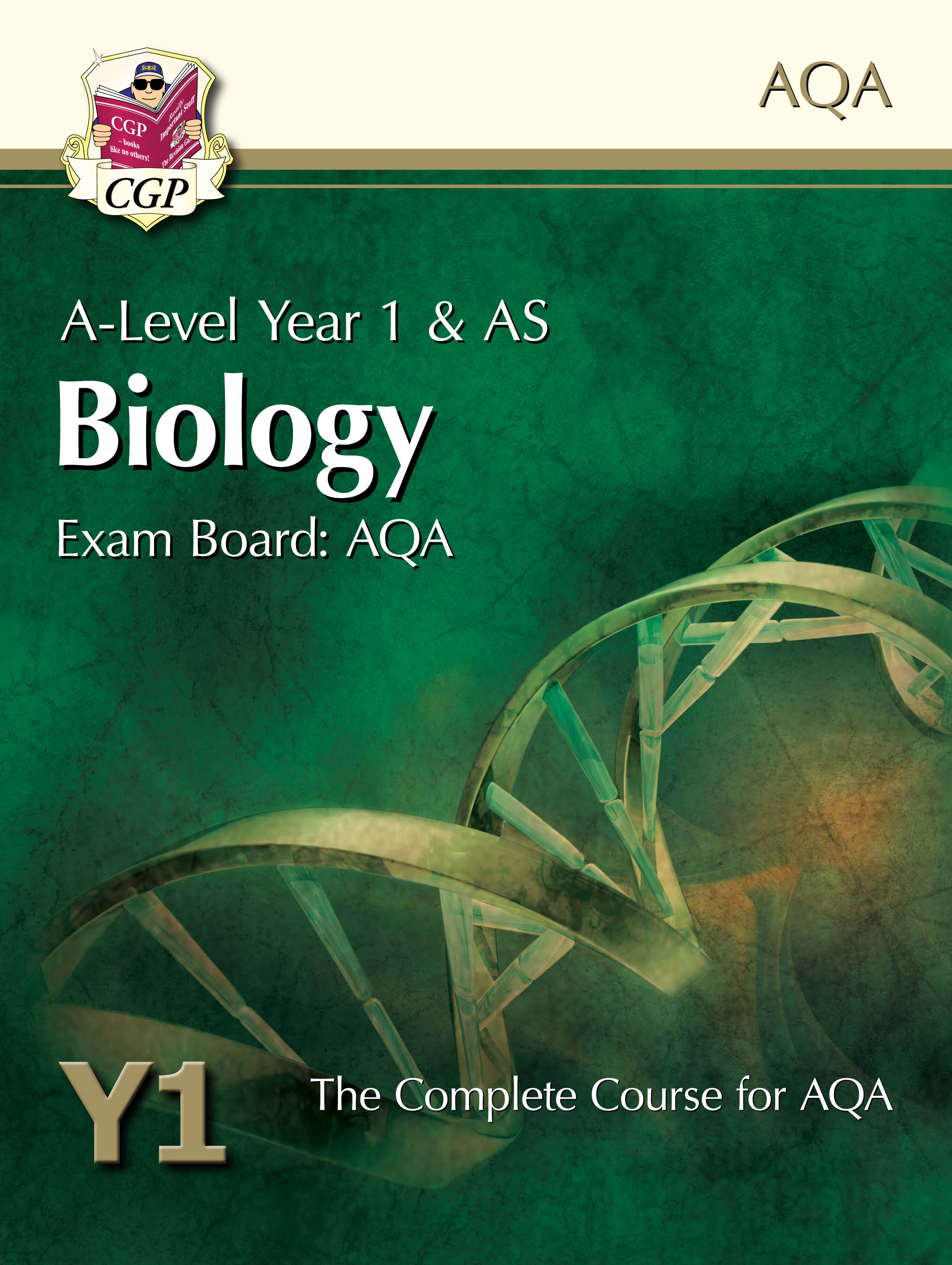 BATB52DK - A-Level Biology for AQA: Year 1 & AS Student Book