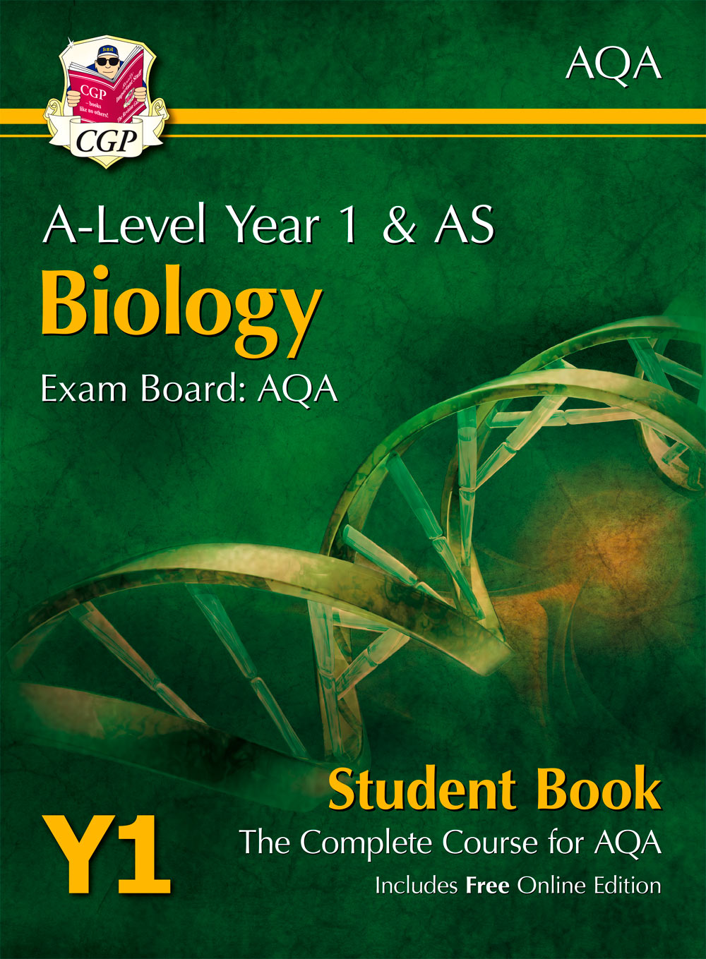 BATB53 - A-Level Biology for AQA: Year 1 & AS Student Book