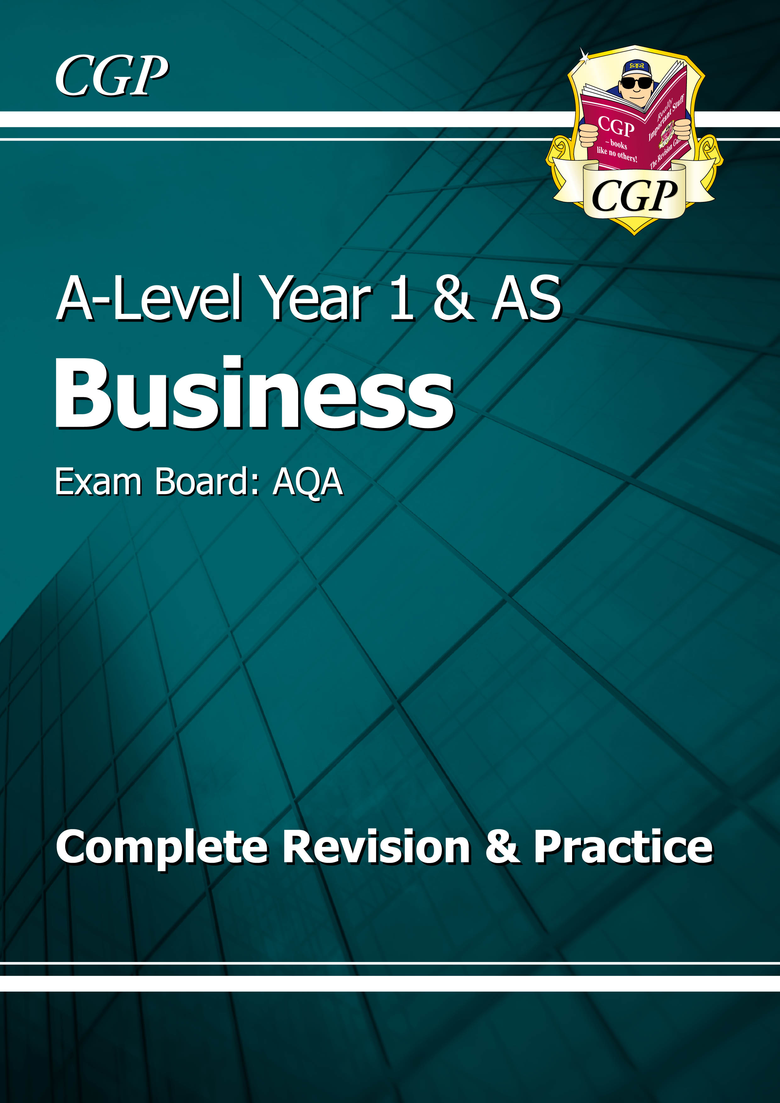 BUAR54DK - A-Level Business: AQA Year 1 & AS Complete Revision & Practice
