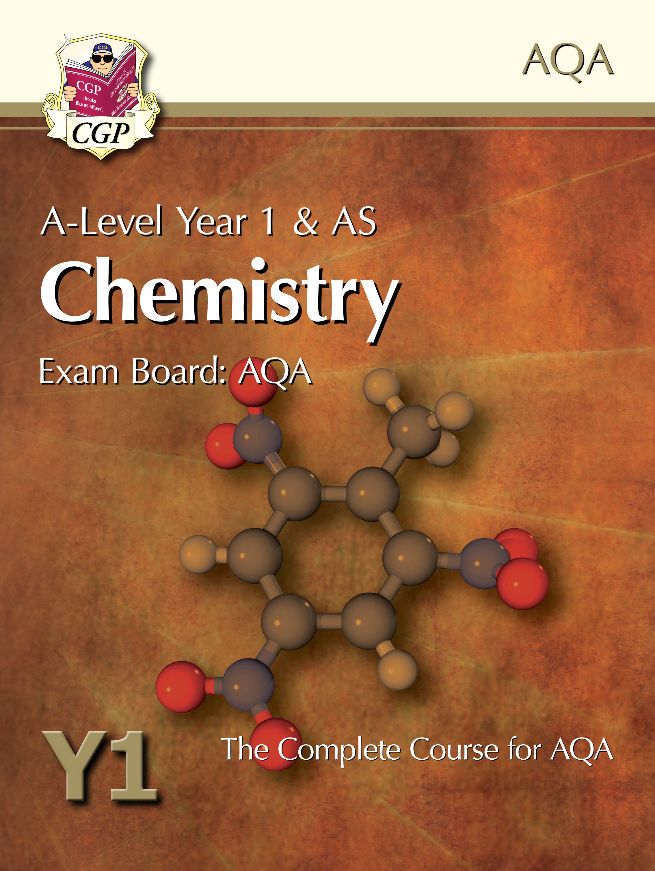 CATB52DK - A-Level Chemistry for AQA: Year 1 & AS Student Book
