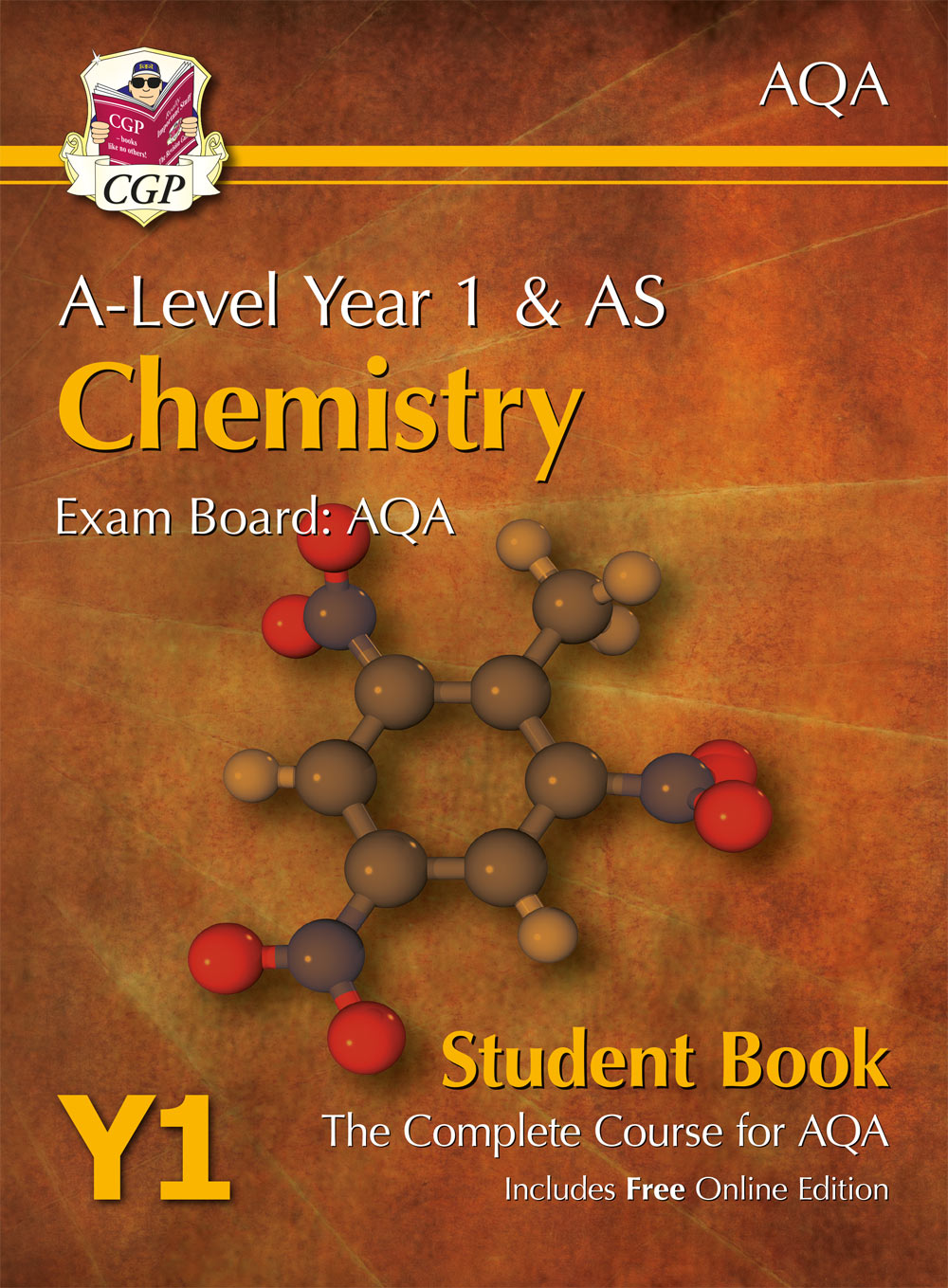 CATB53 - A-Level Chemistry for AQA: Year 1 & AS Student Book