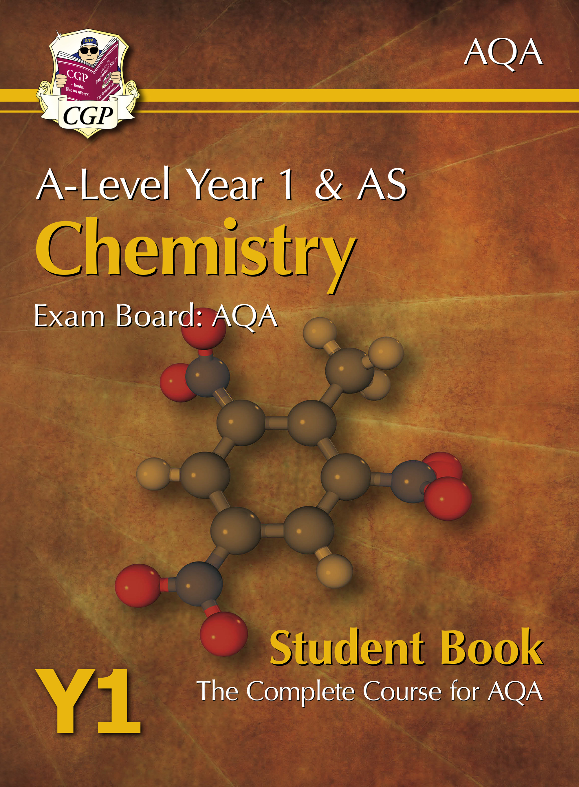 CATB53D - A-Level Chemistry for AQA: Year 1 & AS Student Book Online Edition