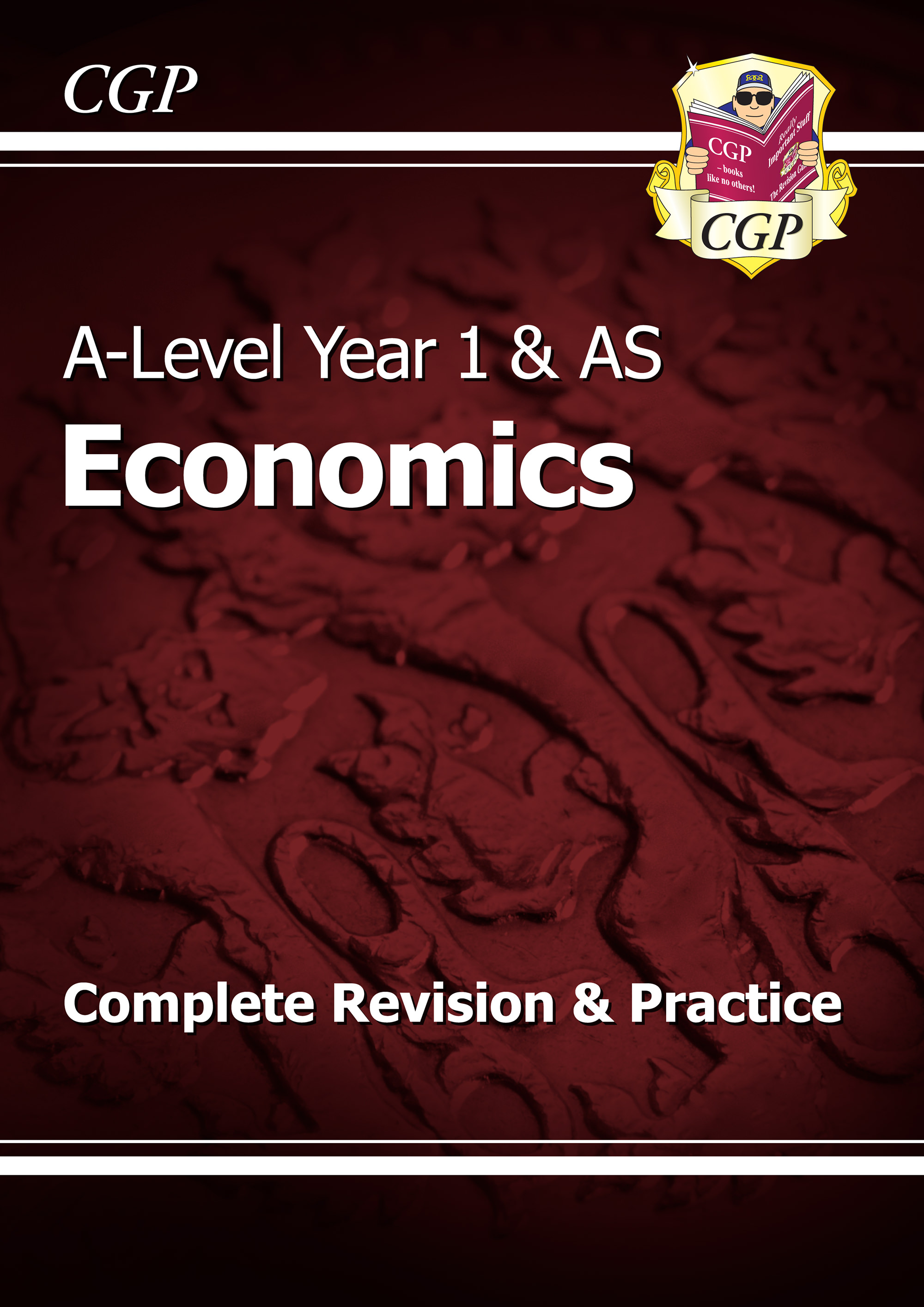 EKHR52 - A-Level Economics: Year 1 & AS Complete Revision & Practice