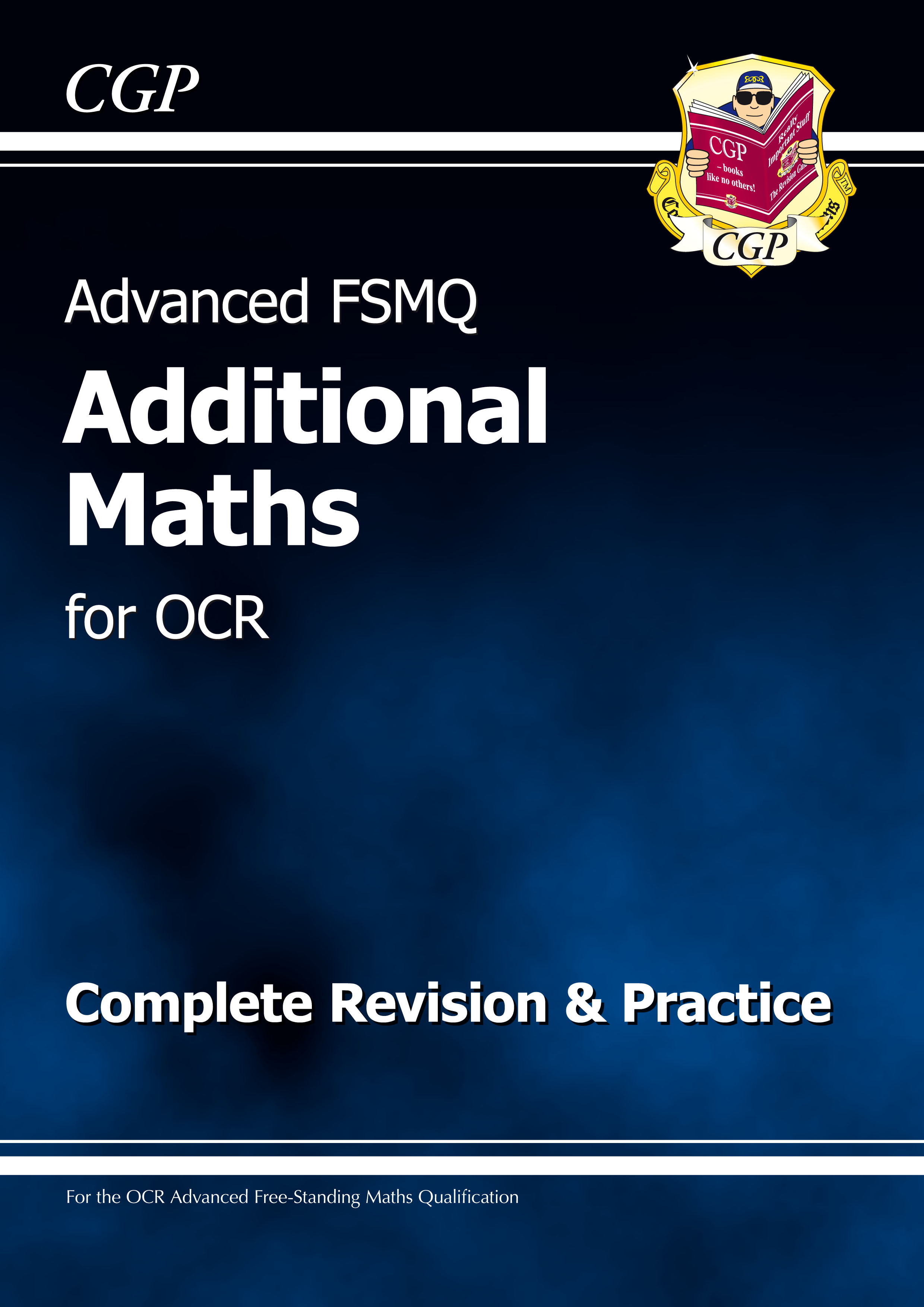 FSMQ51DK - Advanced FSMQ: Additional Mathematics for OCR - Complete Revision & Practice