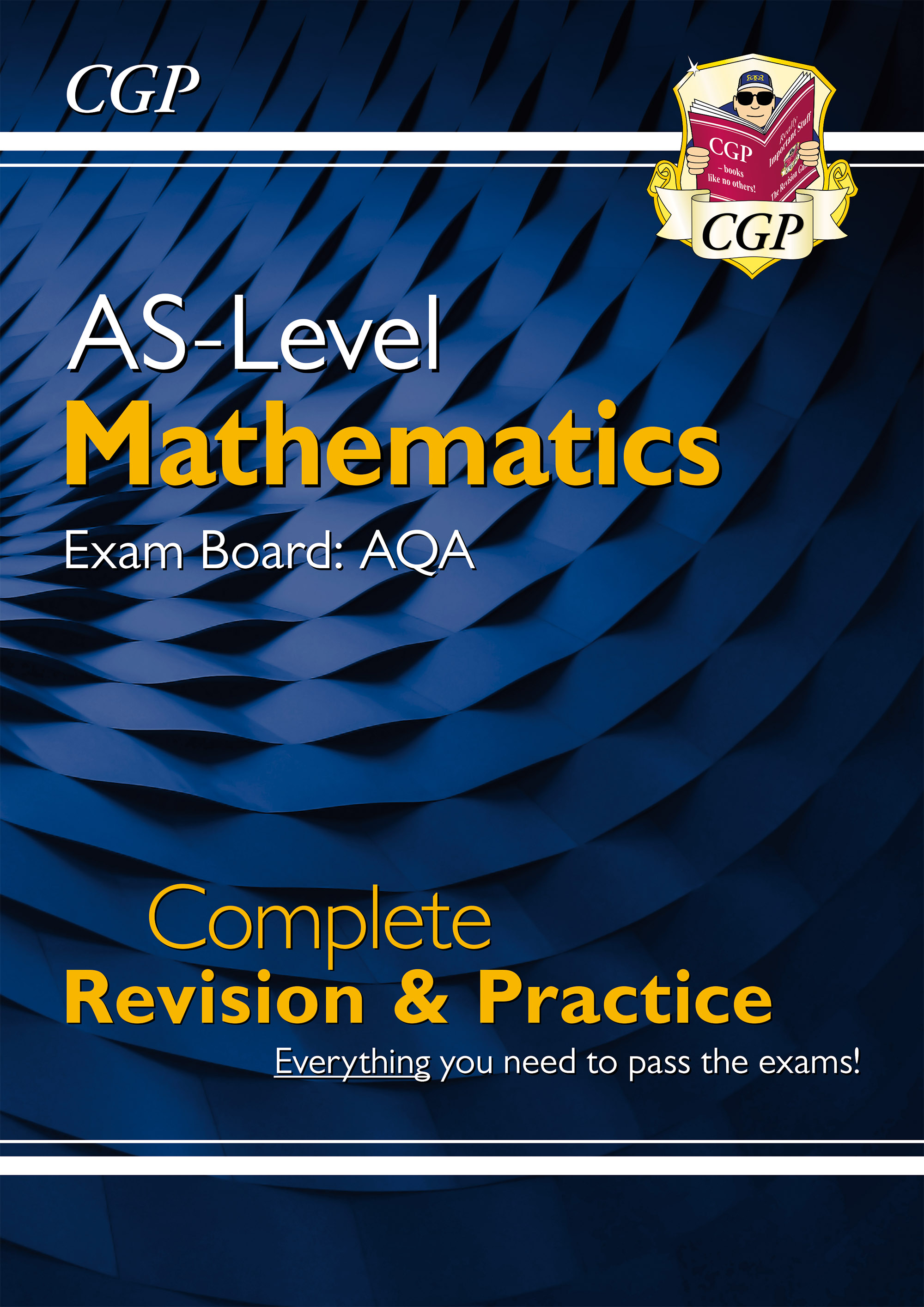 MAHR52DK - New A-Level Maths for AQA: Year 1 & AS Complete Revision & Practice