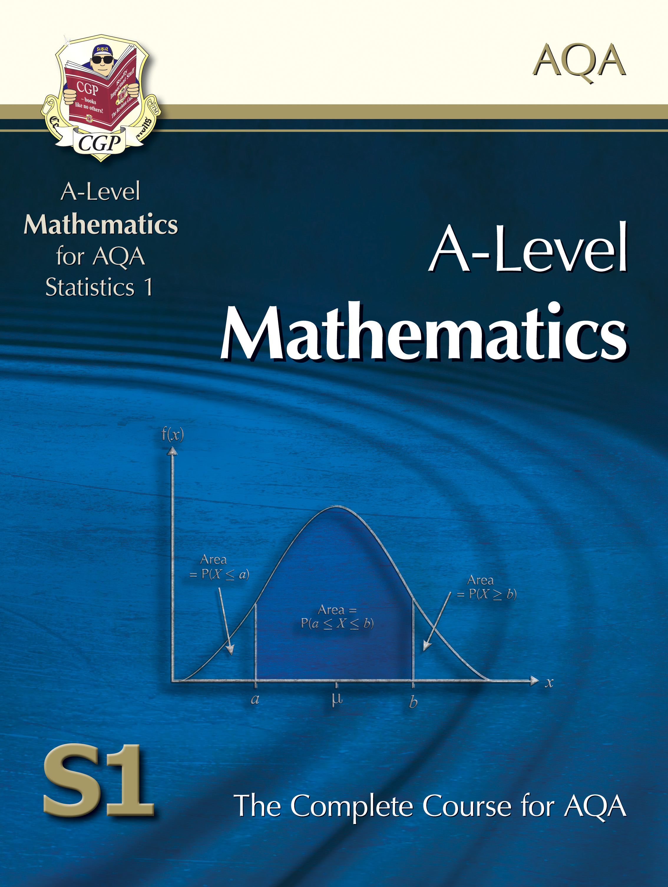 MAS1T51DK - A-Level Maths for AQA - Statistics 1: Student Book
