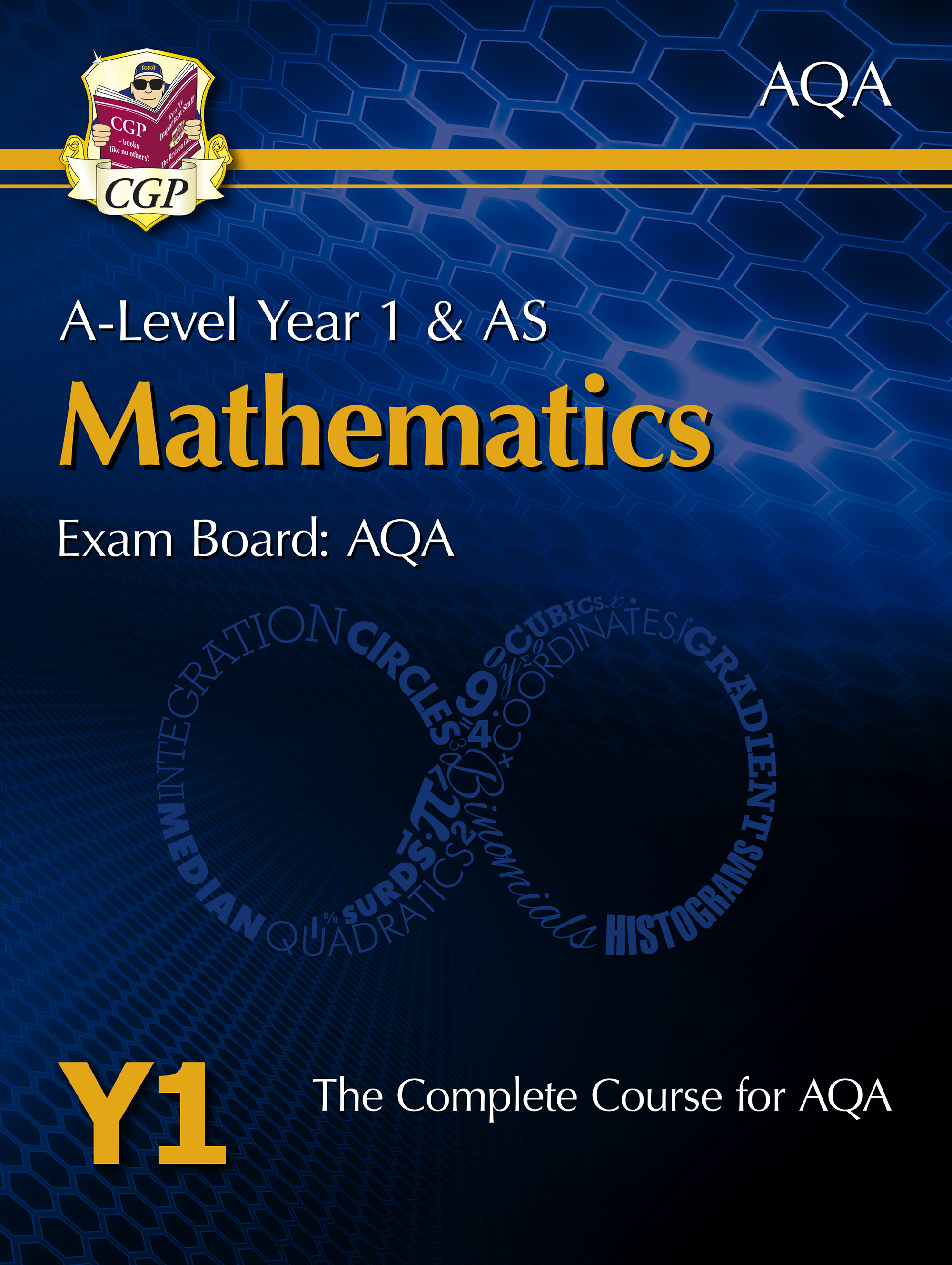 MAT51DK - New A-Level Maths for AQA: Year 1 & AS Student Book
