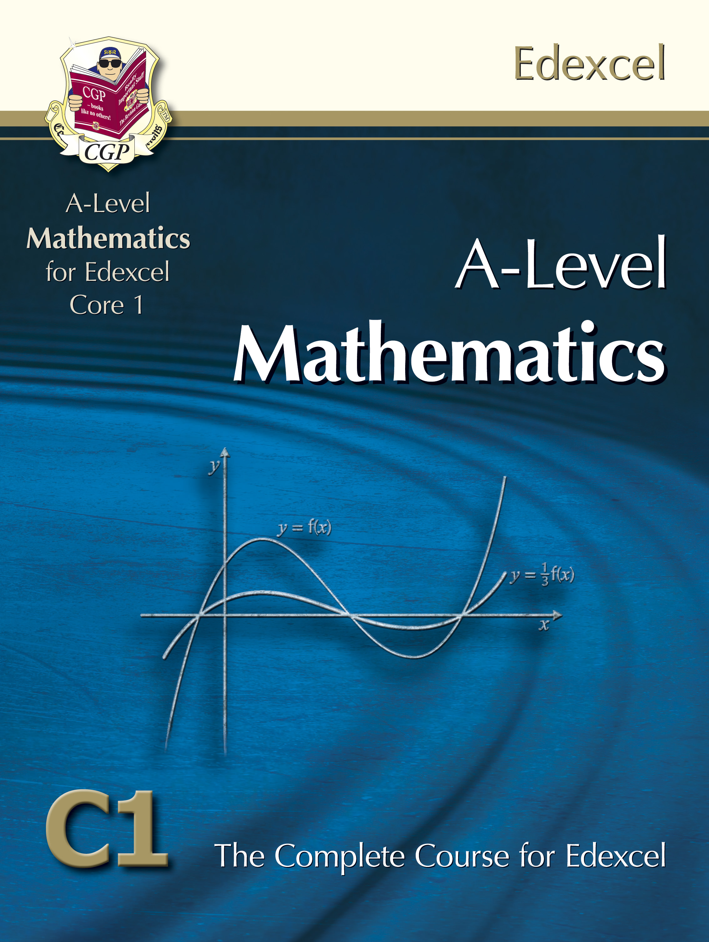 MEC1T51DK - AS-Level Maths for Edexcel - Core 1: Student Book