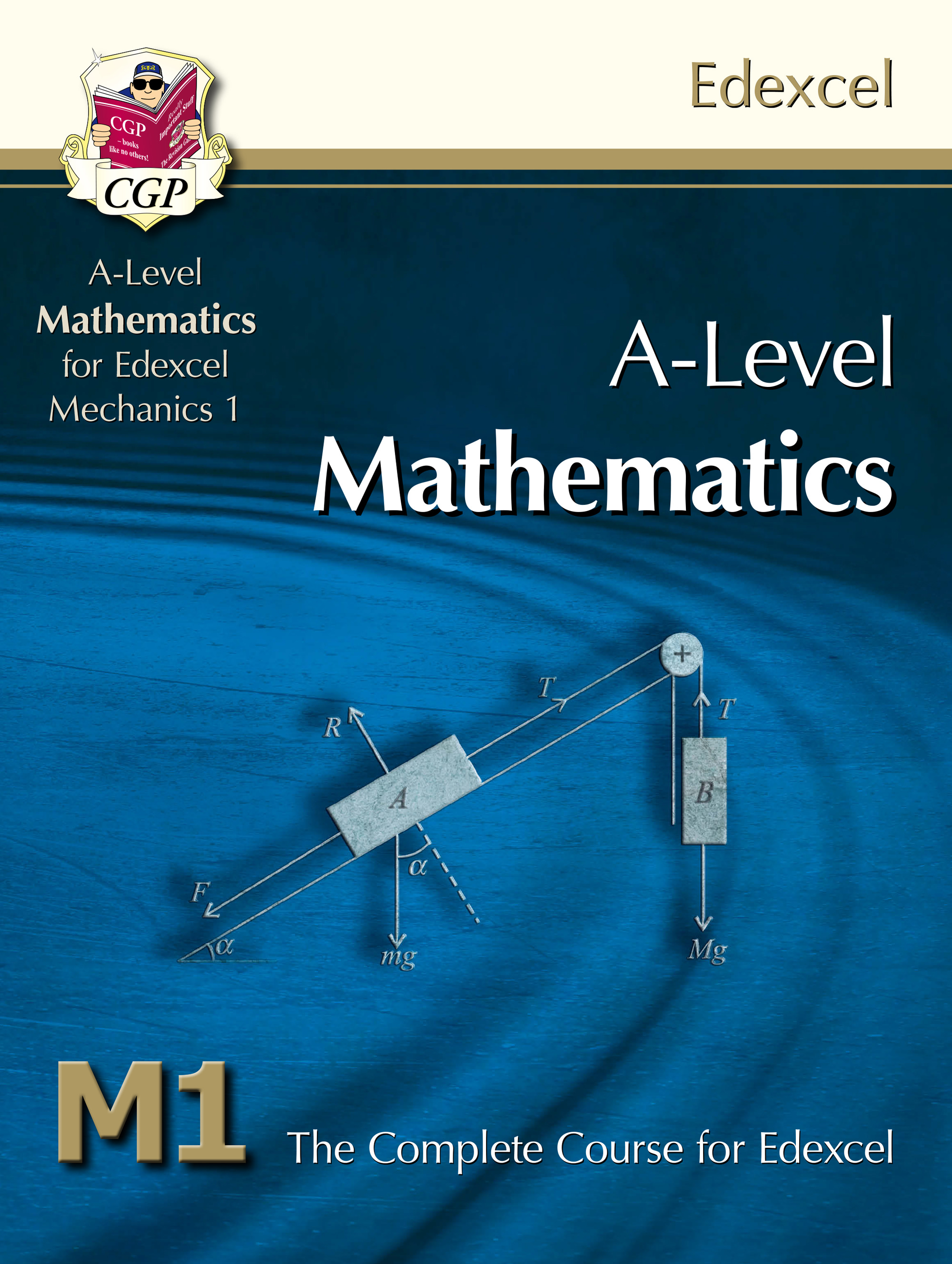 MEM1T51DK - A-Level Maths for Edexcel - Mechanics 1: Student Book