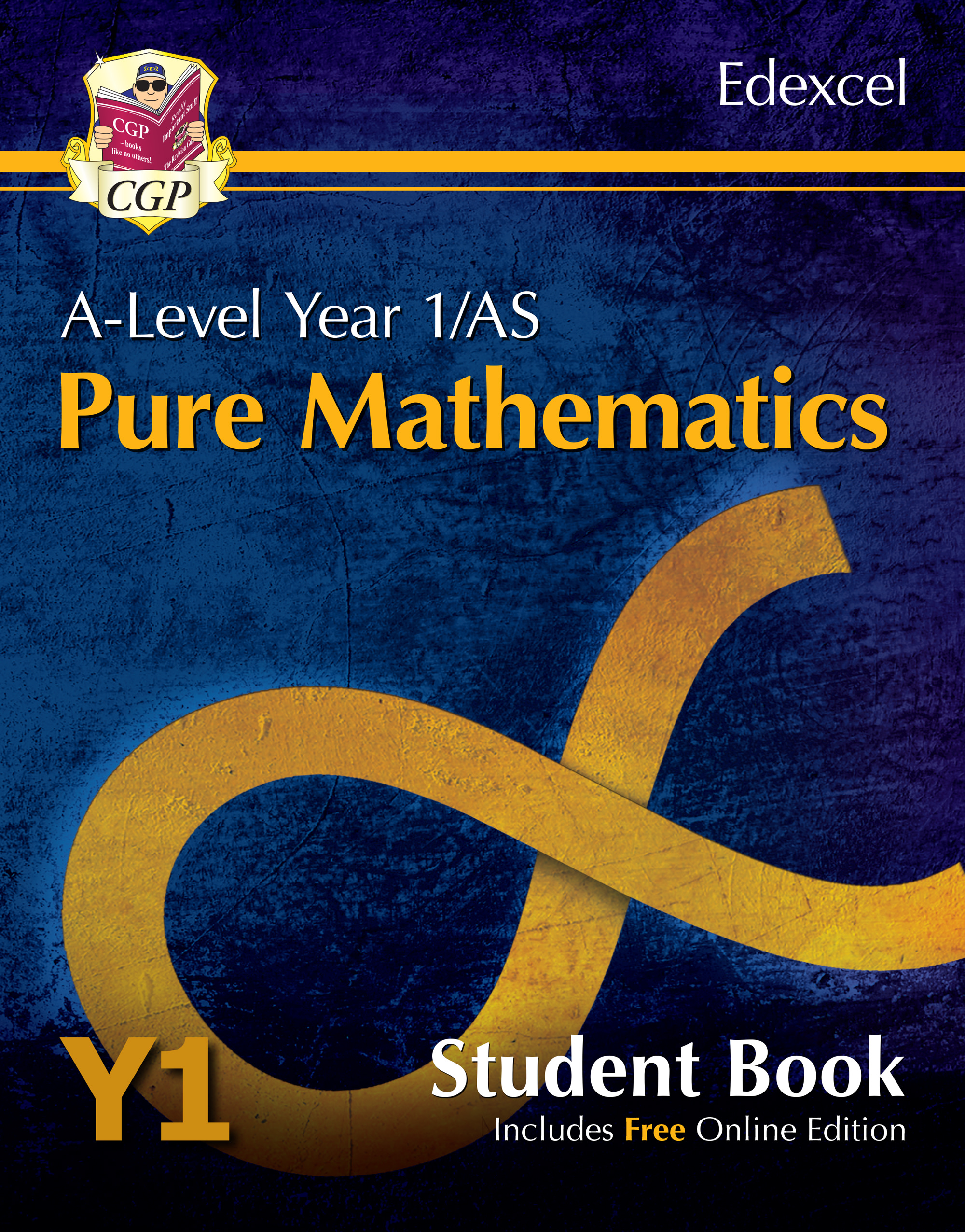 MEPMT51 - New A-Level Maths for Edexcel: Pure Mathematics - Year 1/AS Student Book (with Online Edit