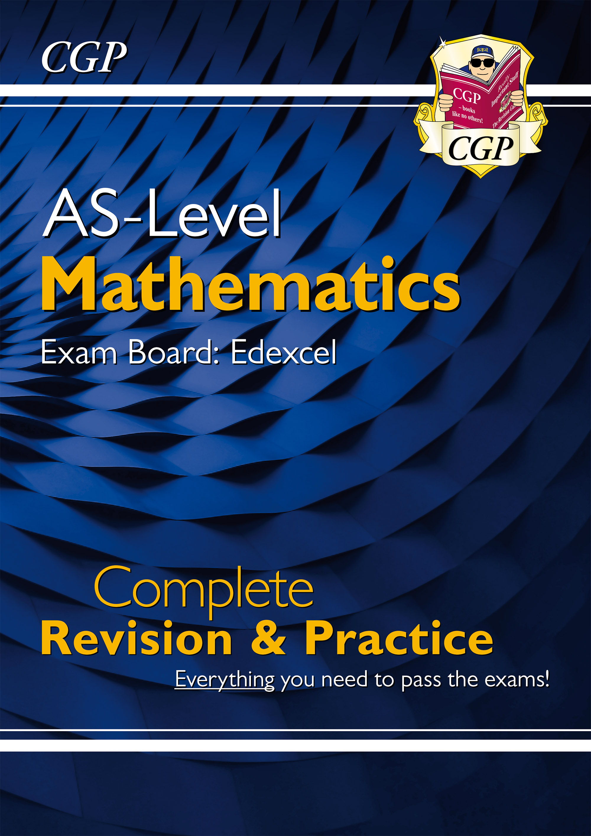 MER52DK - New A-Level Maths for Edexcel: Year 1 & AS Complete Revision & Practice