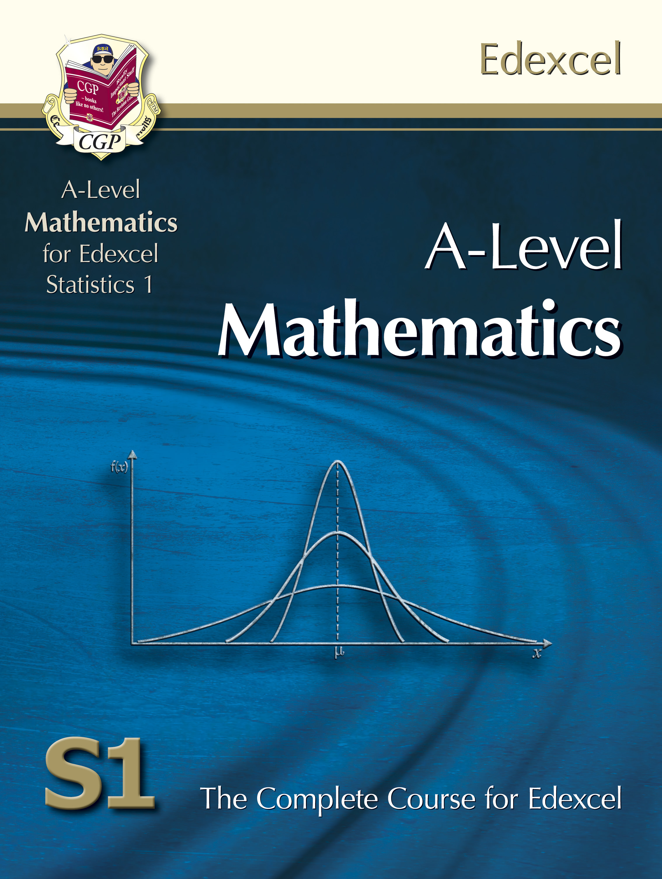 MES1T51DK - A-Level Maths for Edexcel - Statistics 1: Student Book