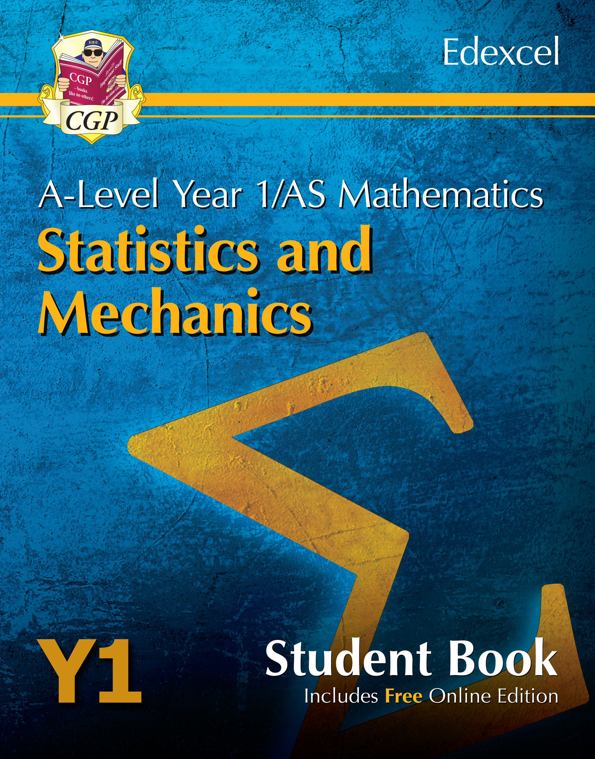 MESMT51 - New A-Level Maths for Edexcel: Statistics & Mechanics - Year 1/AS Student Book (with Onlin