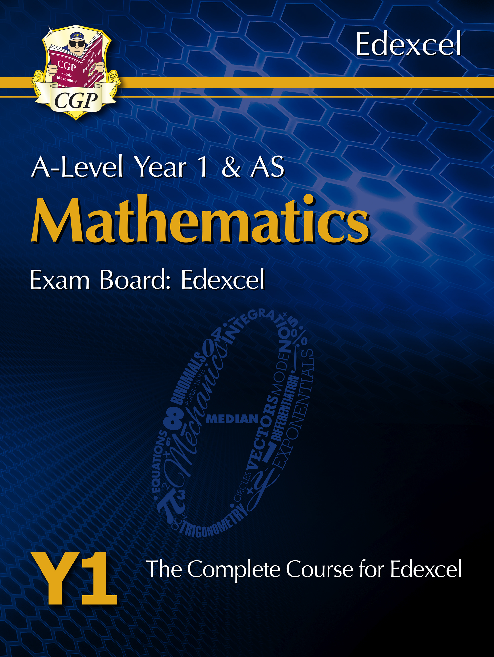 MET51DK - New A-Level Maths for Edexcel: Year 1 & AS Student Book
