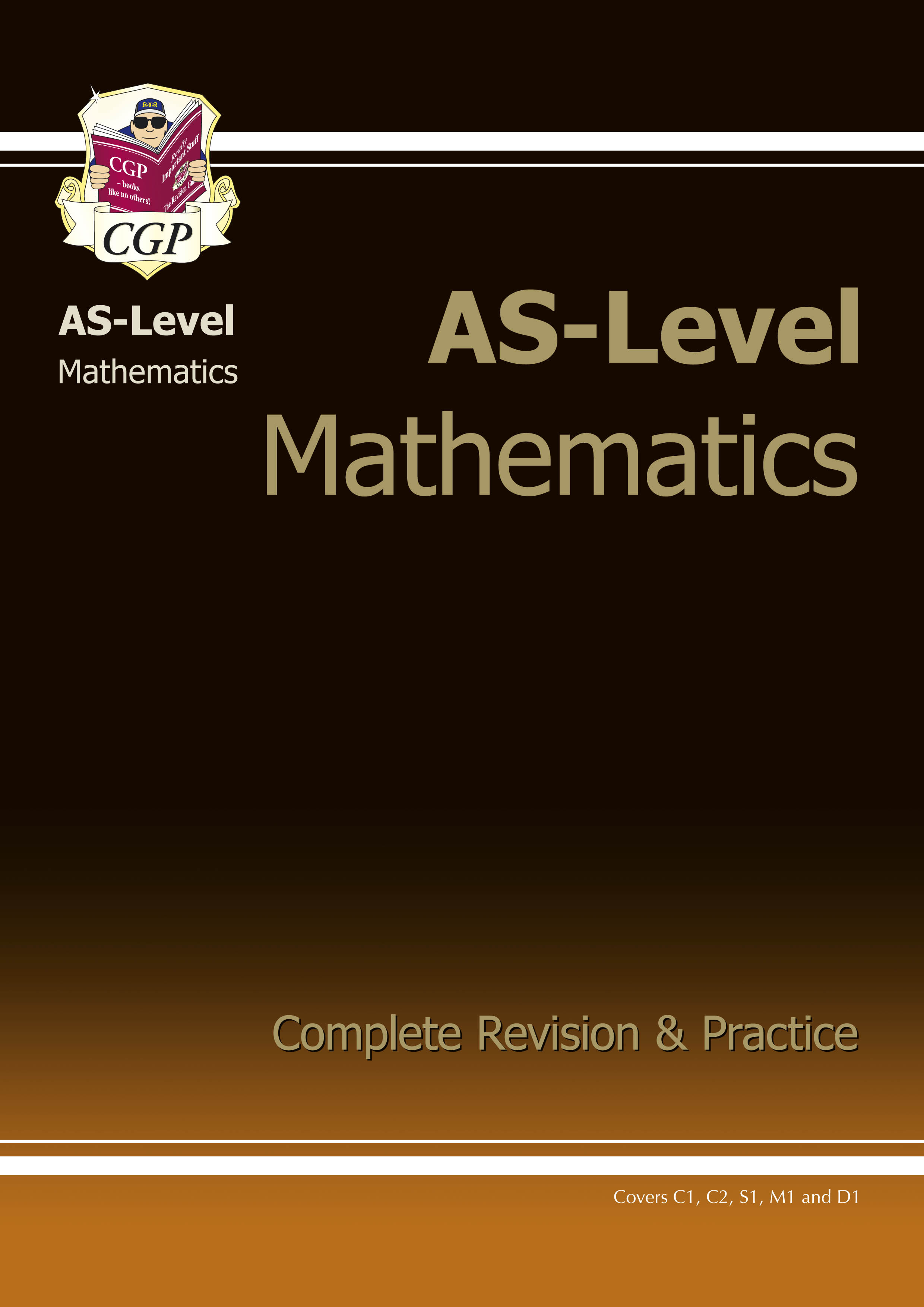 MHR53DK - AS-Level Maths Complete Revision & Practice