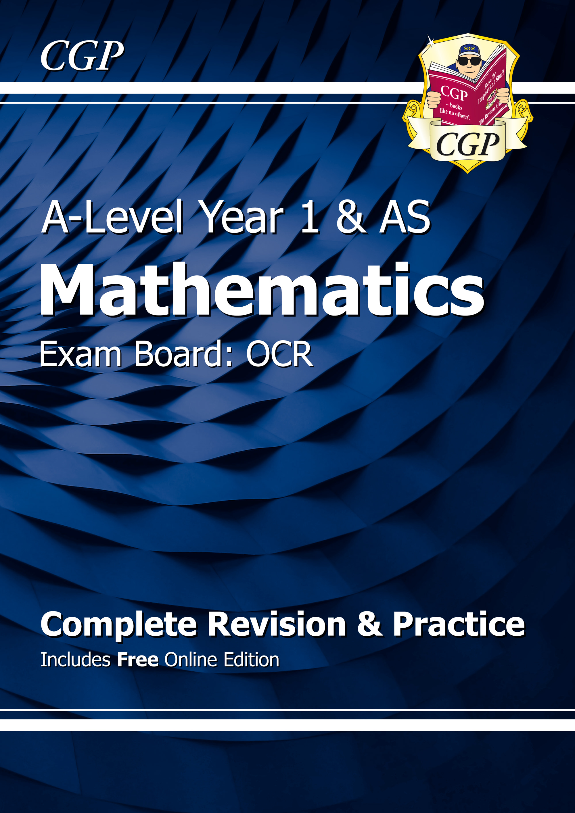 MRAR52 - A-Level Maths for OCR: Year 1 & AS Complete Revision & Practice with Online Edition