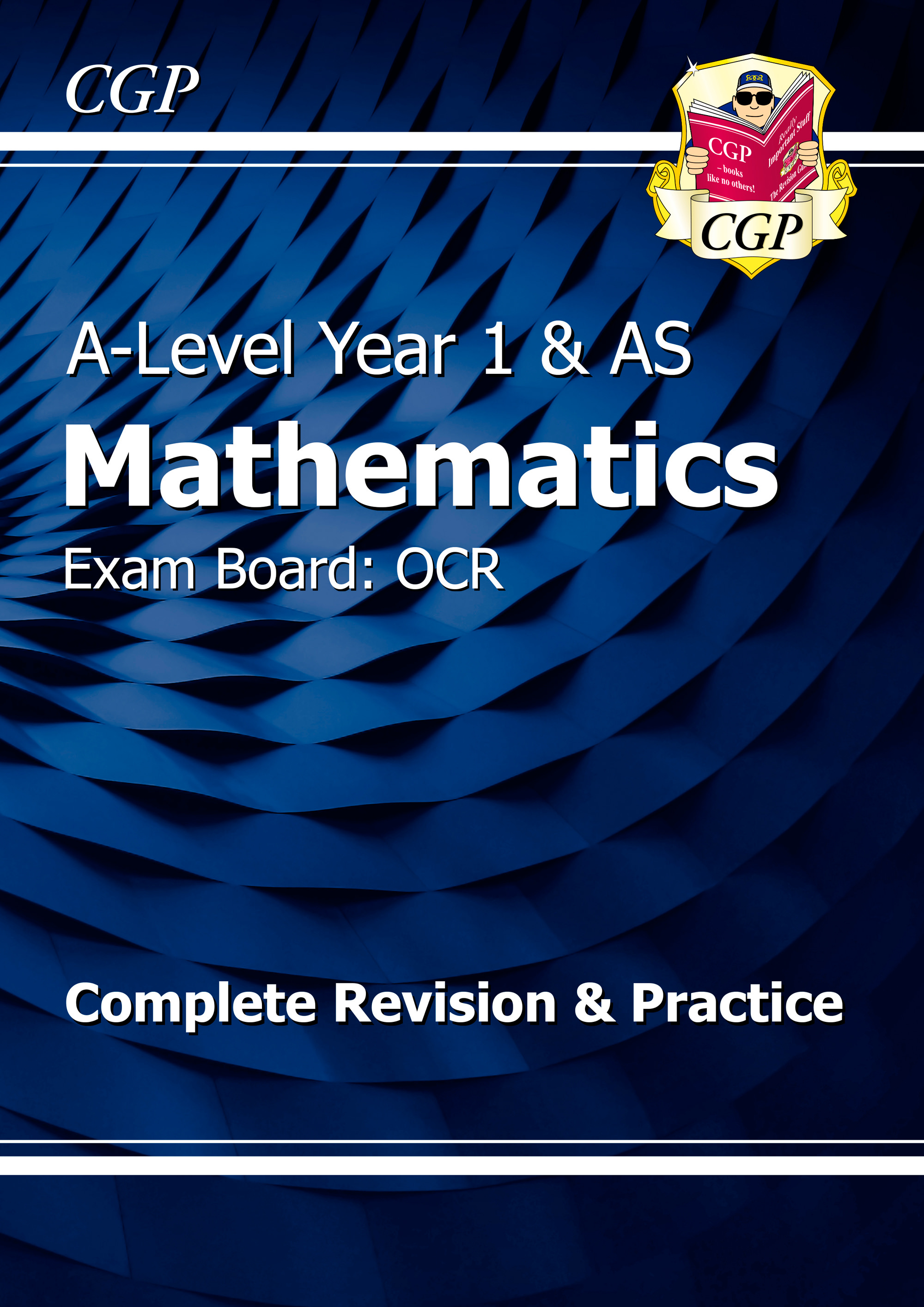 MRAR52DK - New A-Level Maths for OCR: Year 1 & AS Complete Revision & Practice