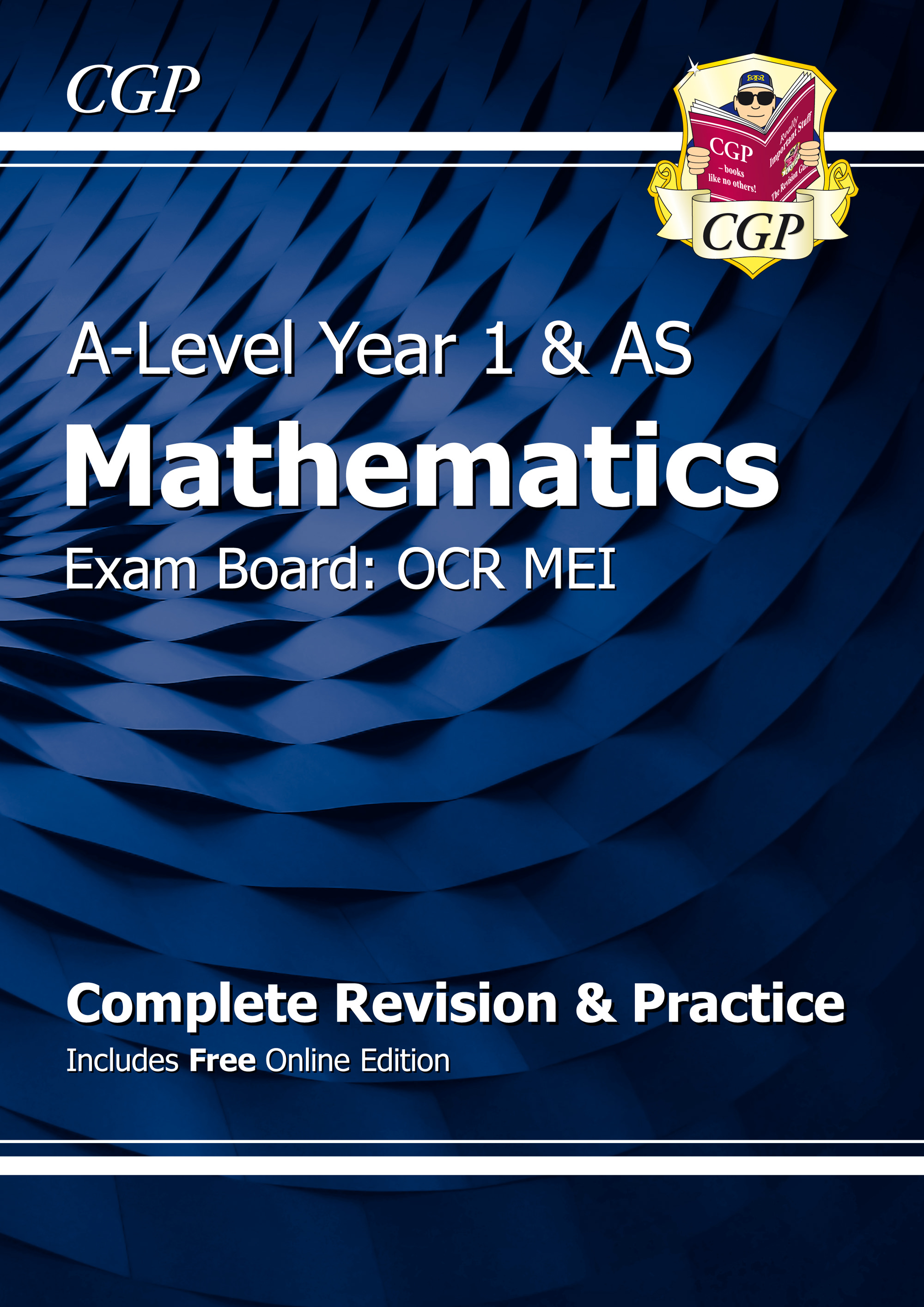 MRMR52 - A-Level Maths for OCR MEI: Year 1 & AS Complete Revision & Practice with Online Edition