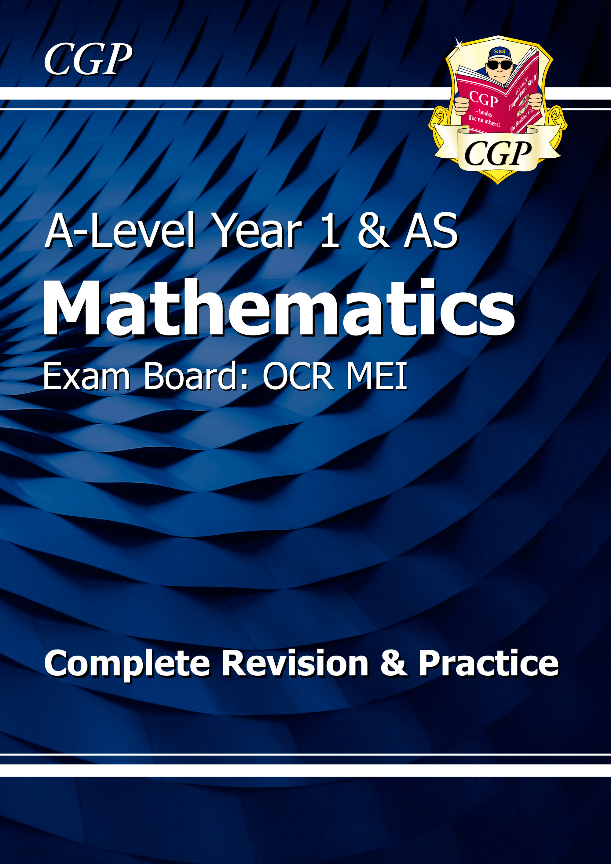 MRMR52DK - New A-Level Maths for OCR MEI: Year 1 & AS Complete Revision & Practice