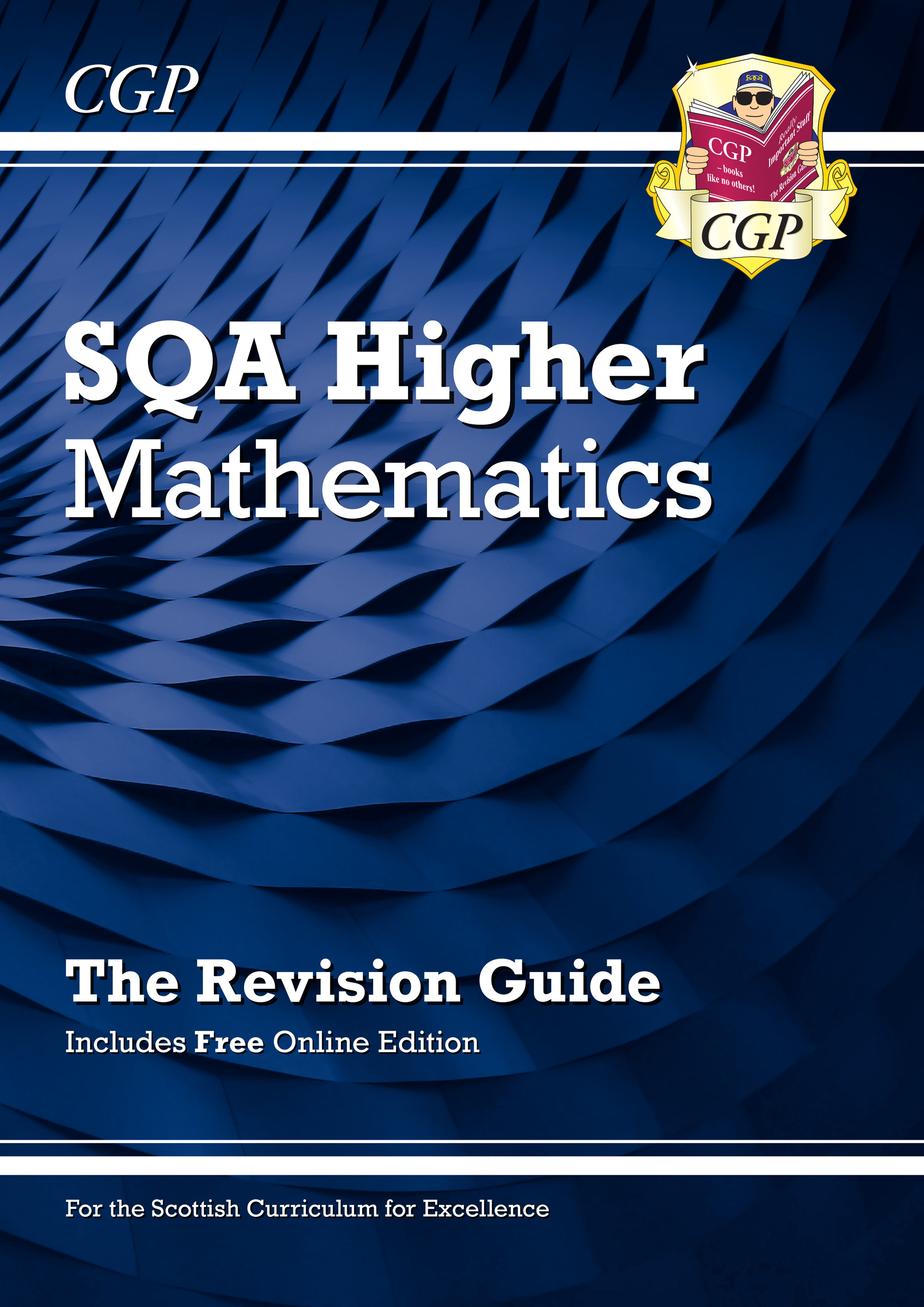 MZR51 - CfE Higher Maths: SQA Revision Guide with Online Edition