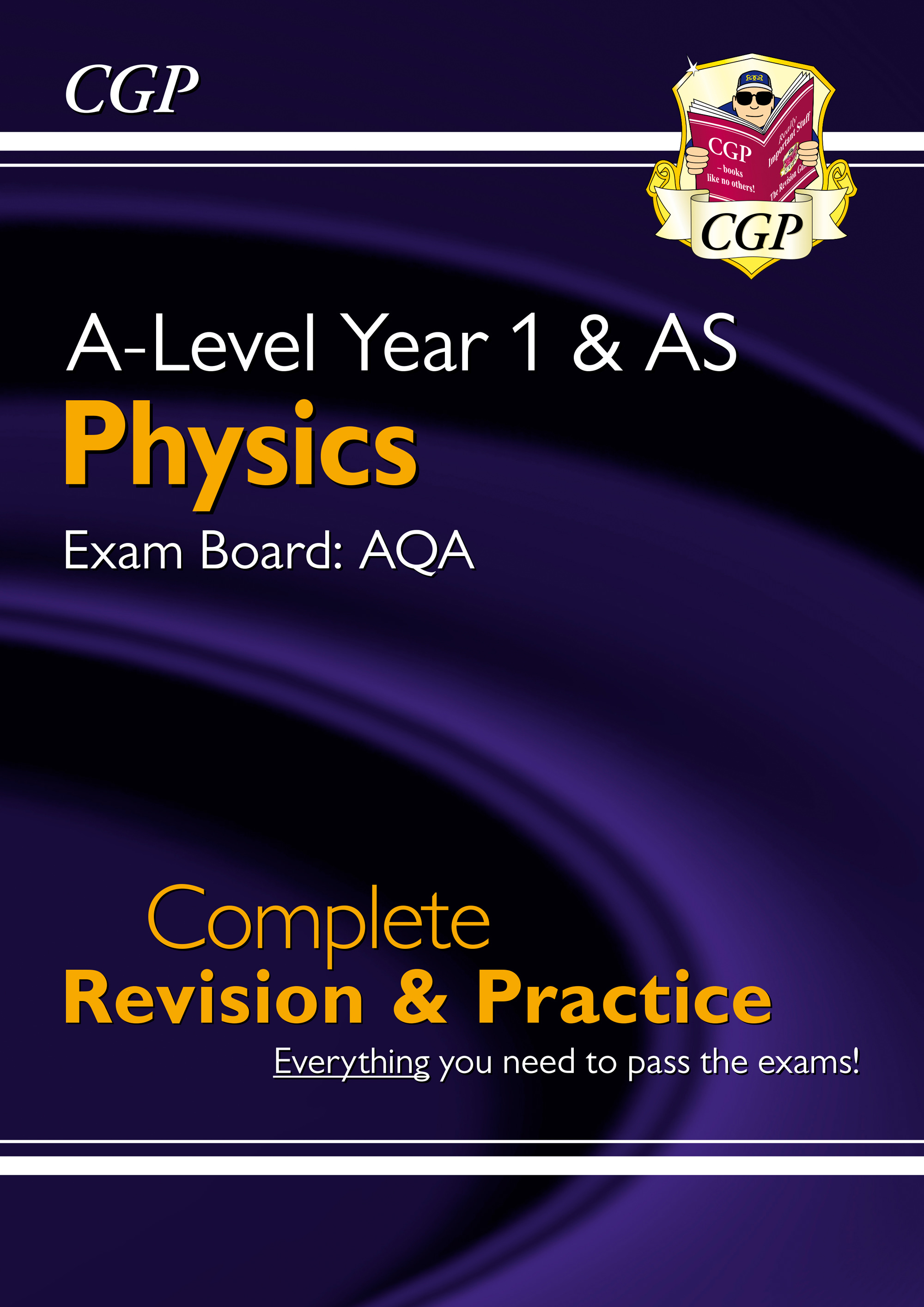 PAR54DK - New A-Level Physics: AQA Year 1 & AS Complete Revision & Practice
