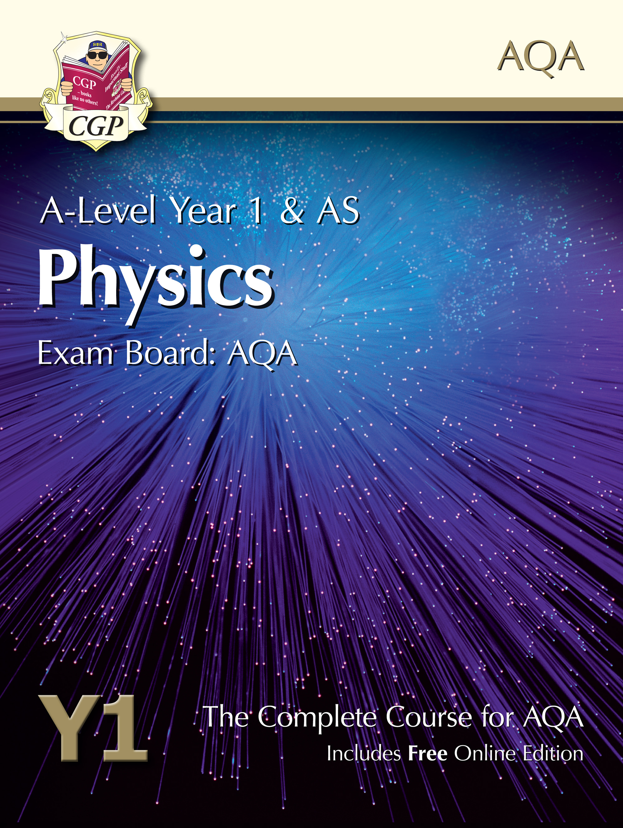 PATB52 - A-Level Physics for AQA: Year 1 & AS Student Book with Online Edition